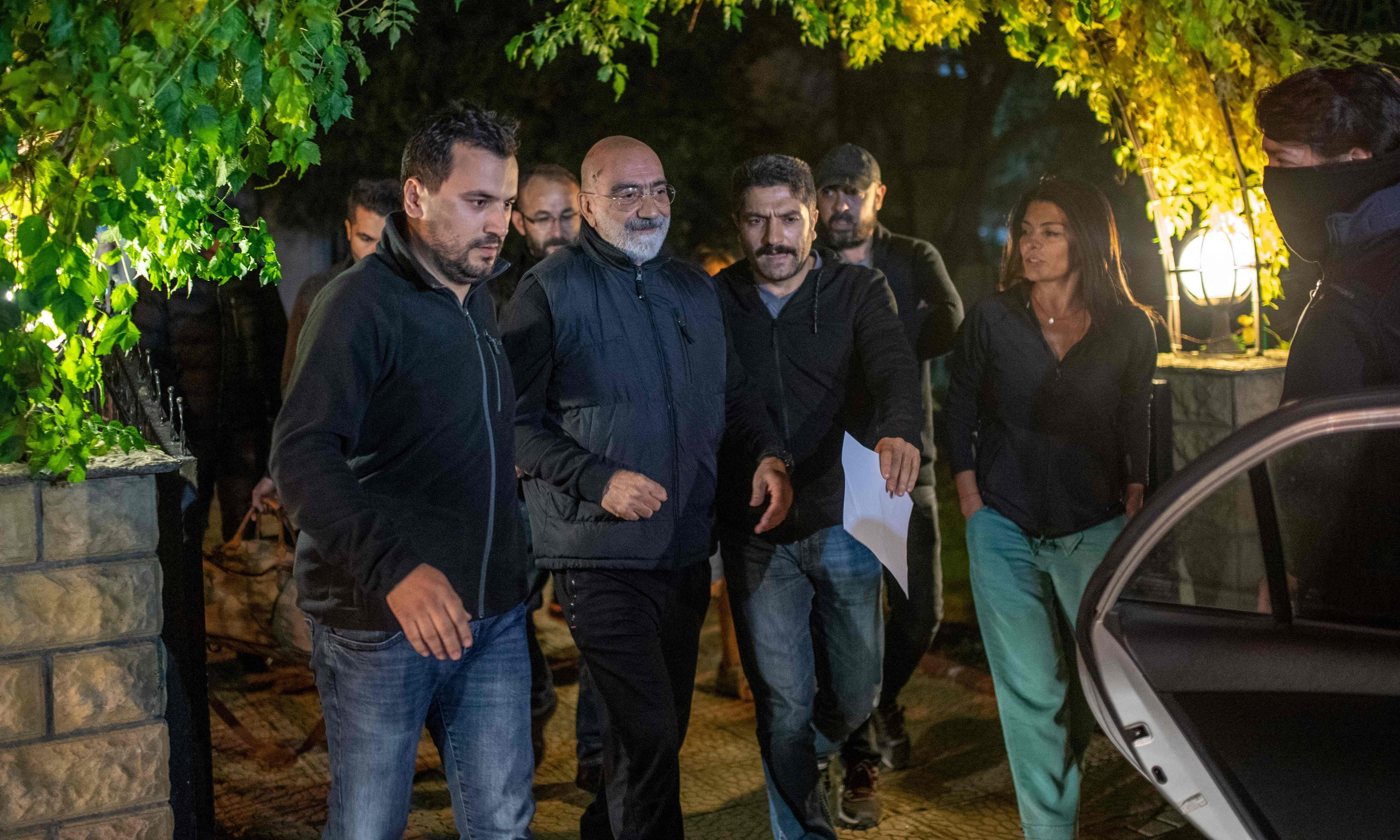 Outrage after Turkish journalist re-arrested a week after his release