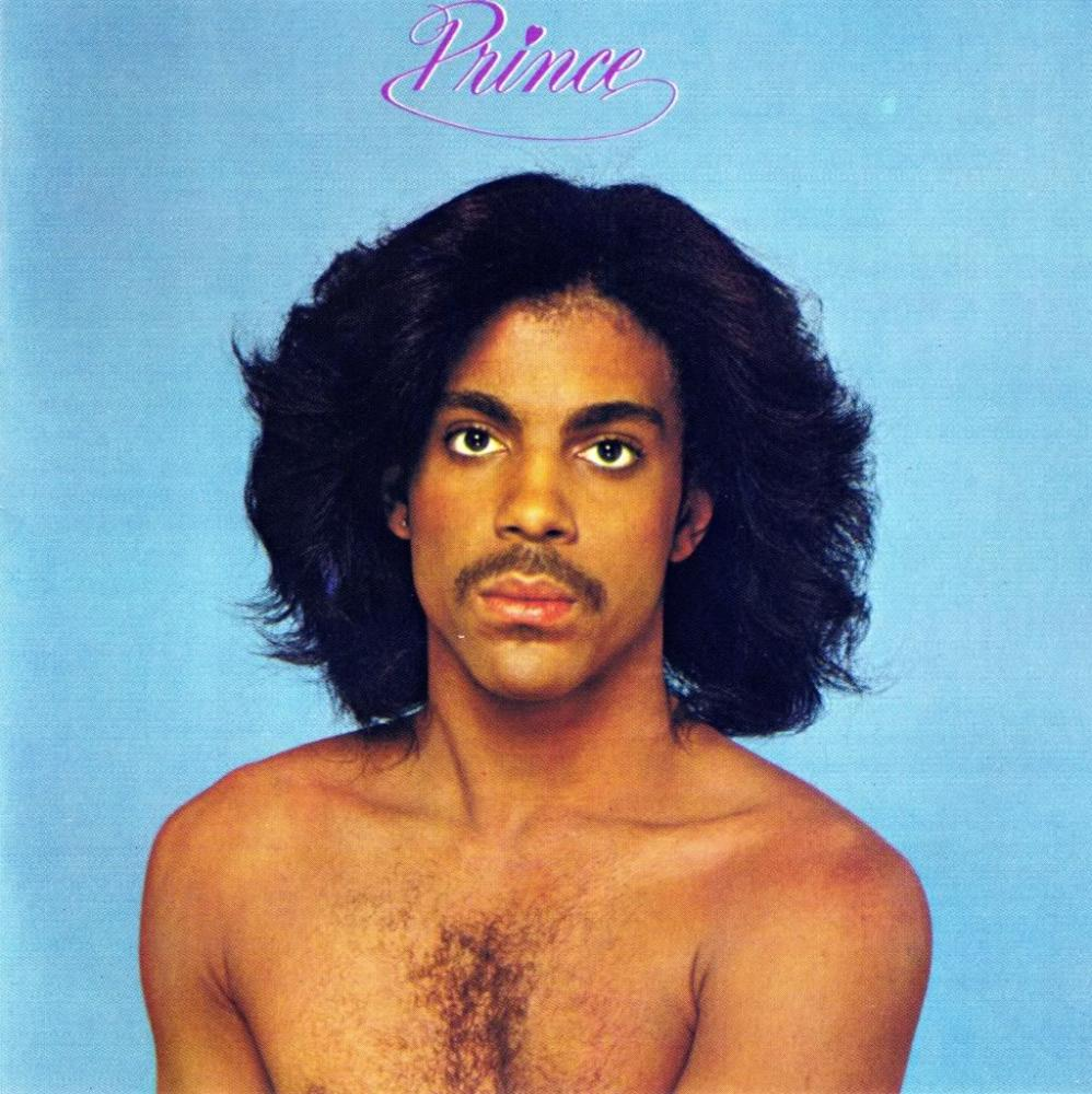 The cover of 1979's Prince album