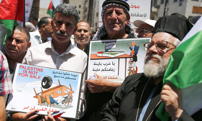 Jared Kushner's economic blueprint for Palestinians faces boycott and derision