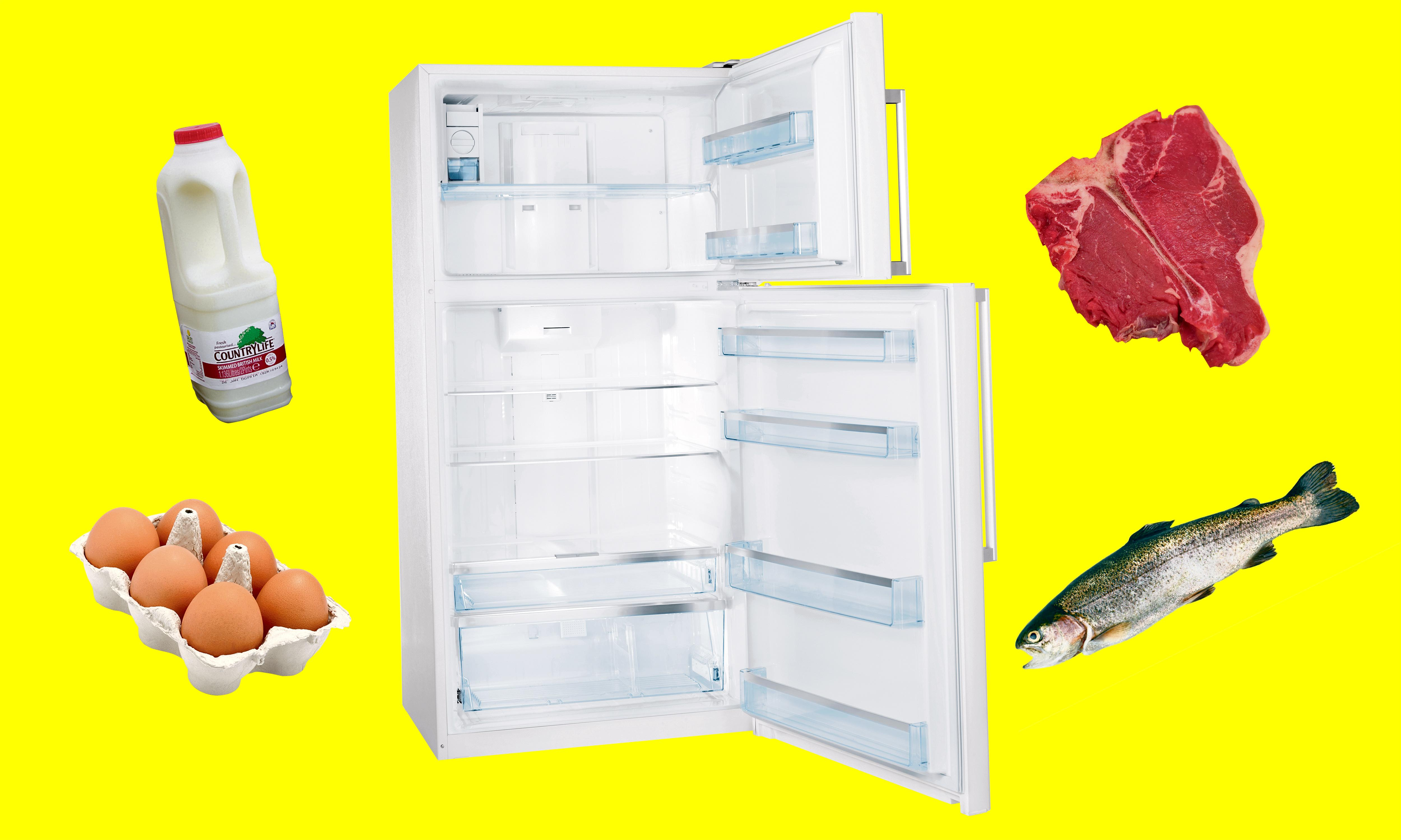 Chill out! The 10 rules for a perfect fridge – from egg storage to deep cleaning