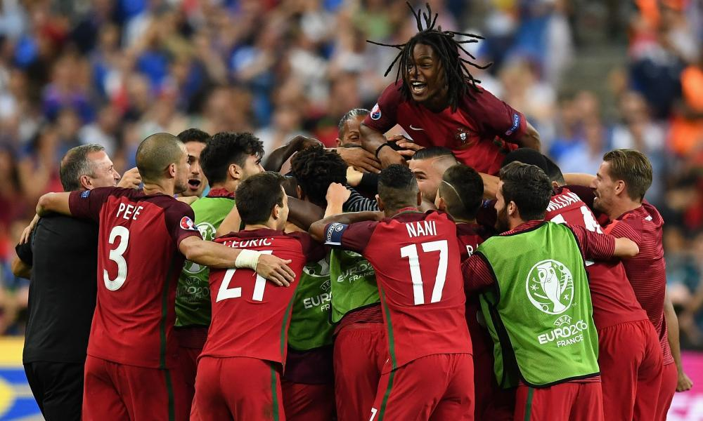 Renato Sanches and Portugal