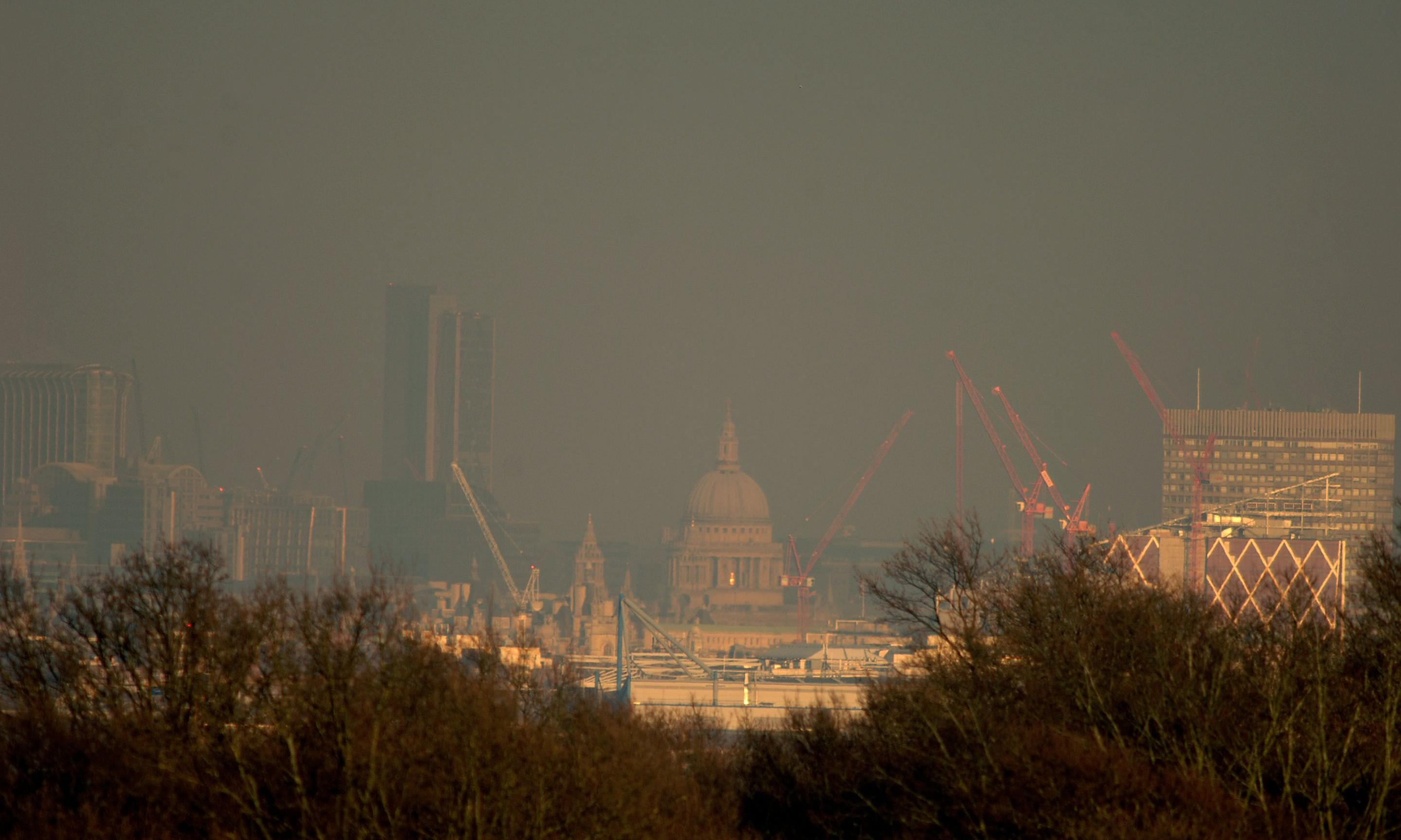Action on air pollution works but far more is needed, study shows
