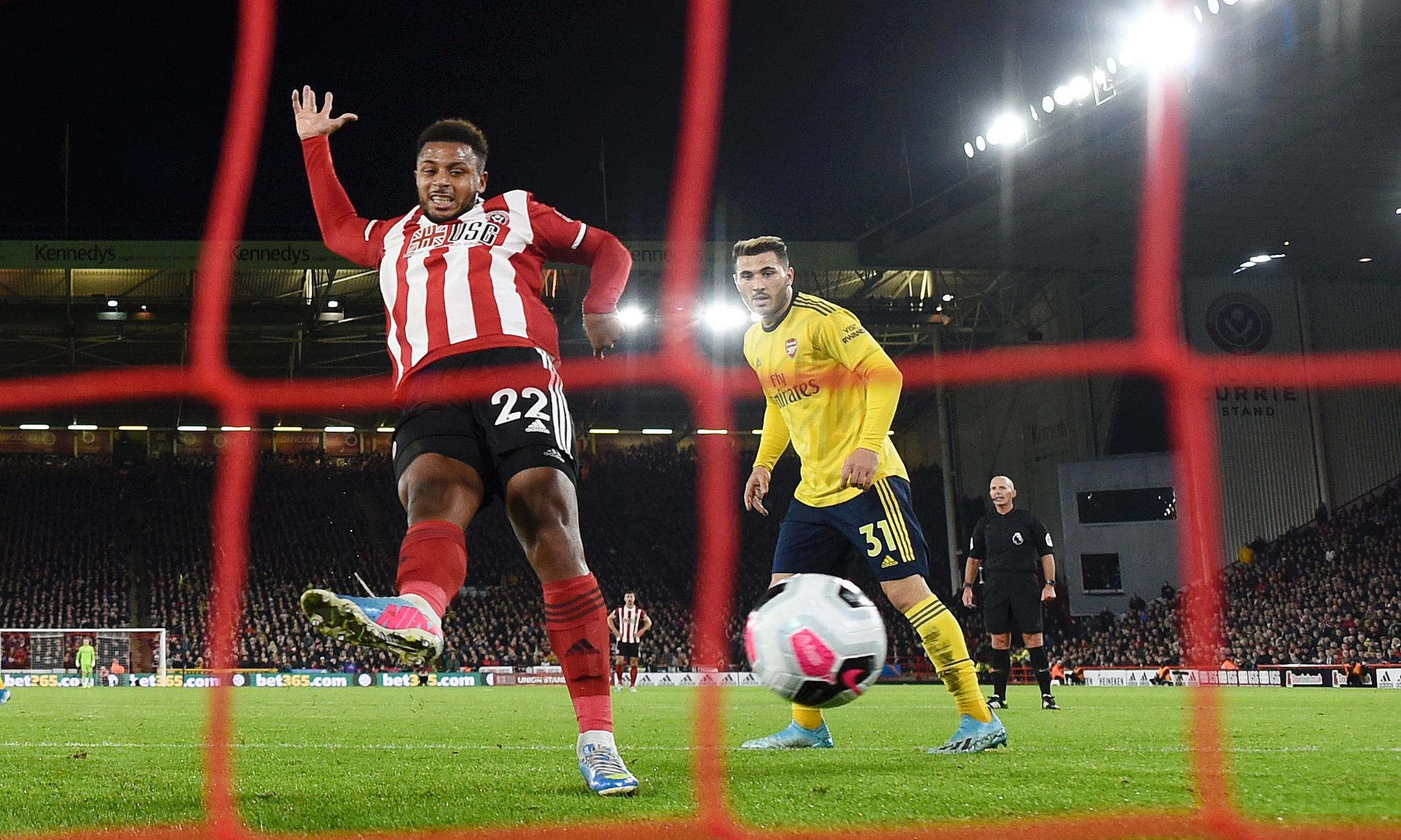Lys Mousset capitalises on Arsenal failings to boost Sheffield United