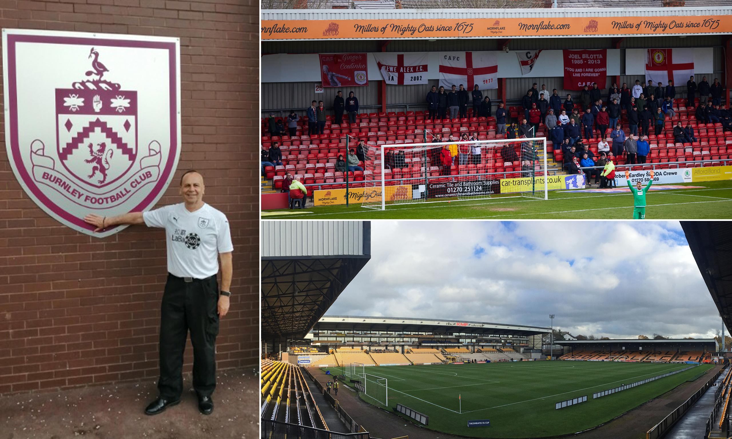 I last missed a Burnley game in 1974, so two games at once is no obstacle