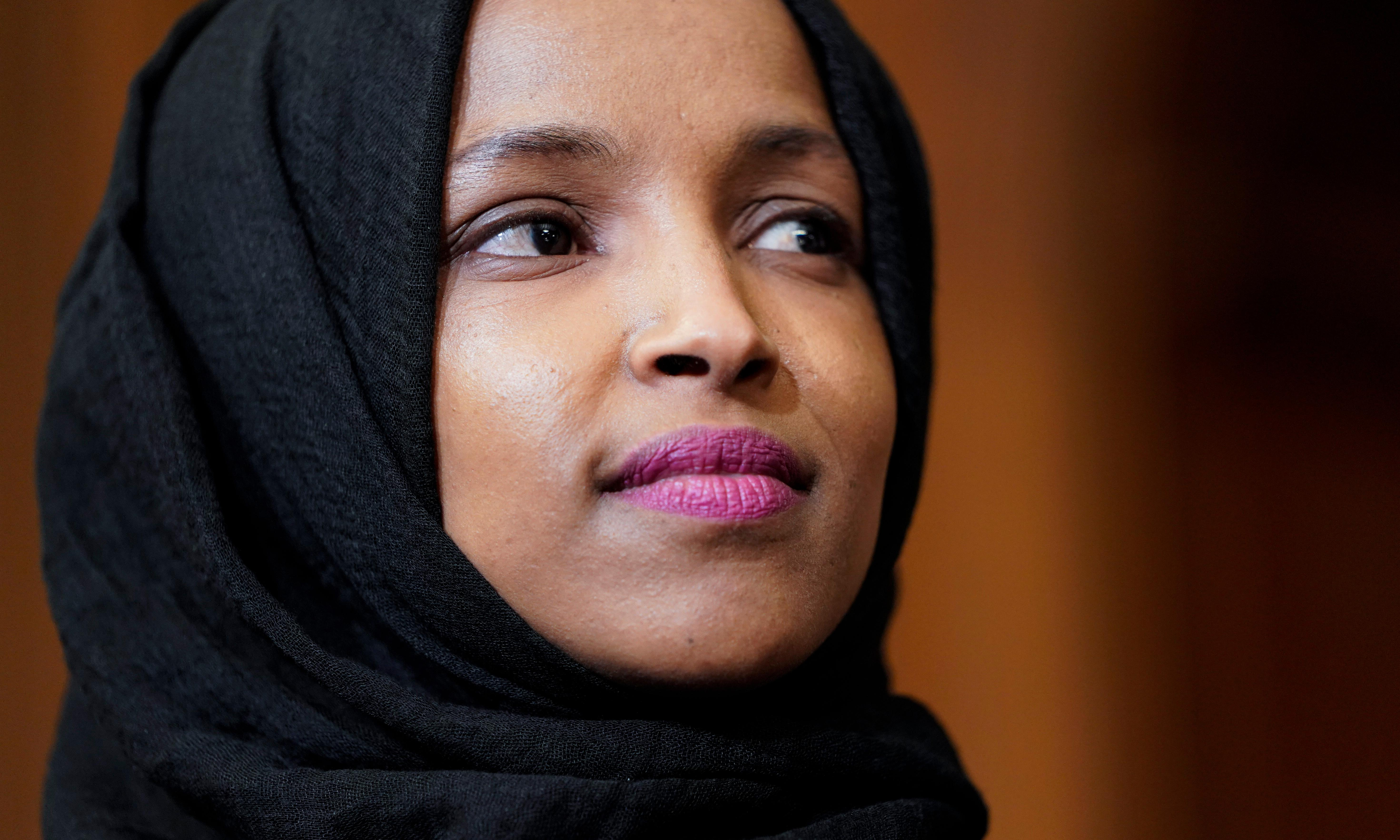 Ilhan Omar pleads for compassion for man who threatened her life