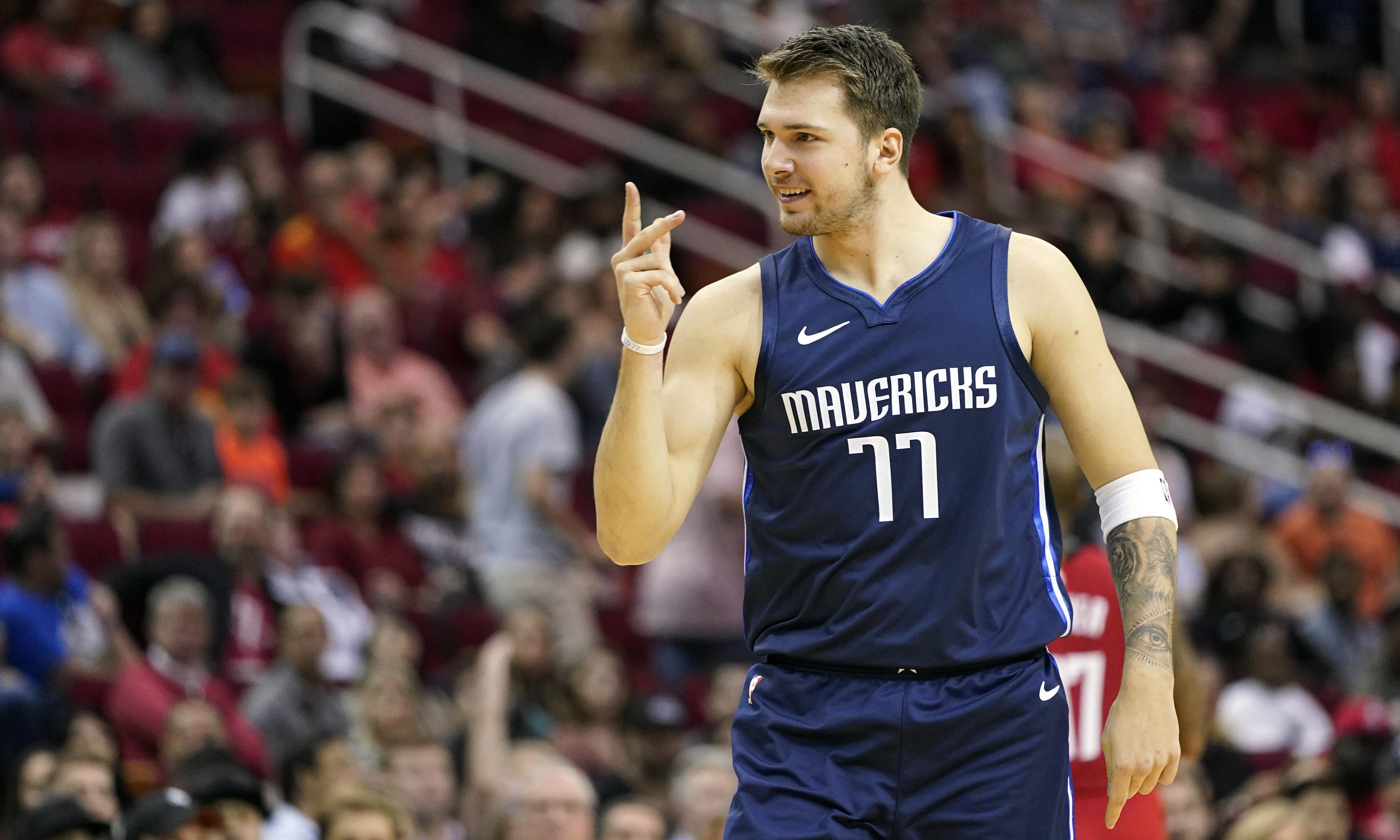 So good, so soon: Luka Doncic's 'insane' rise to NBA stardom