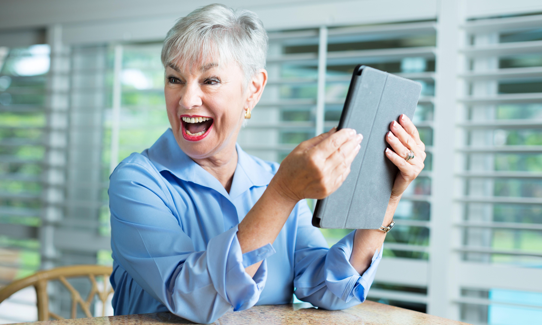 Meet the millennials pretending to be baby boomers on Facebook