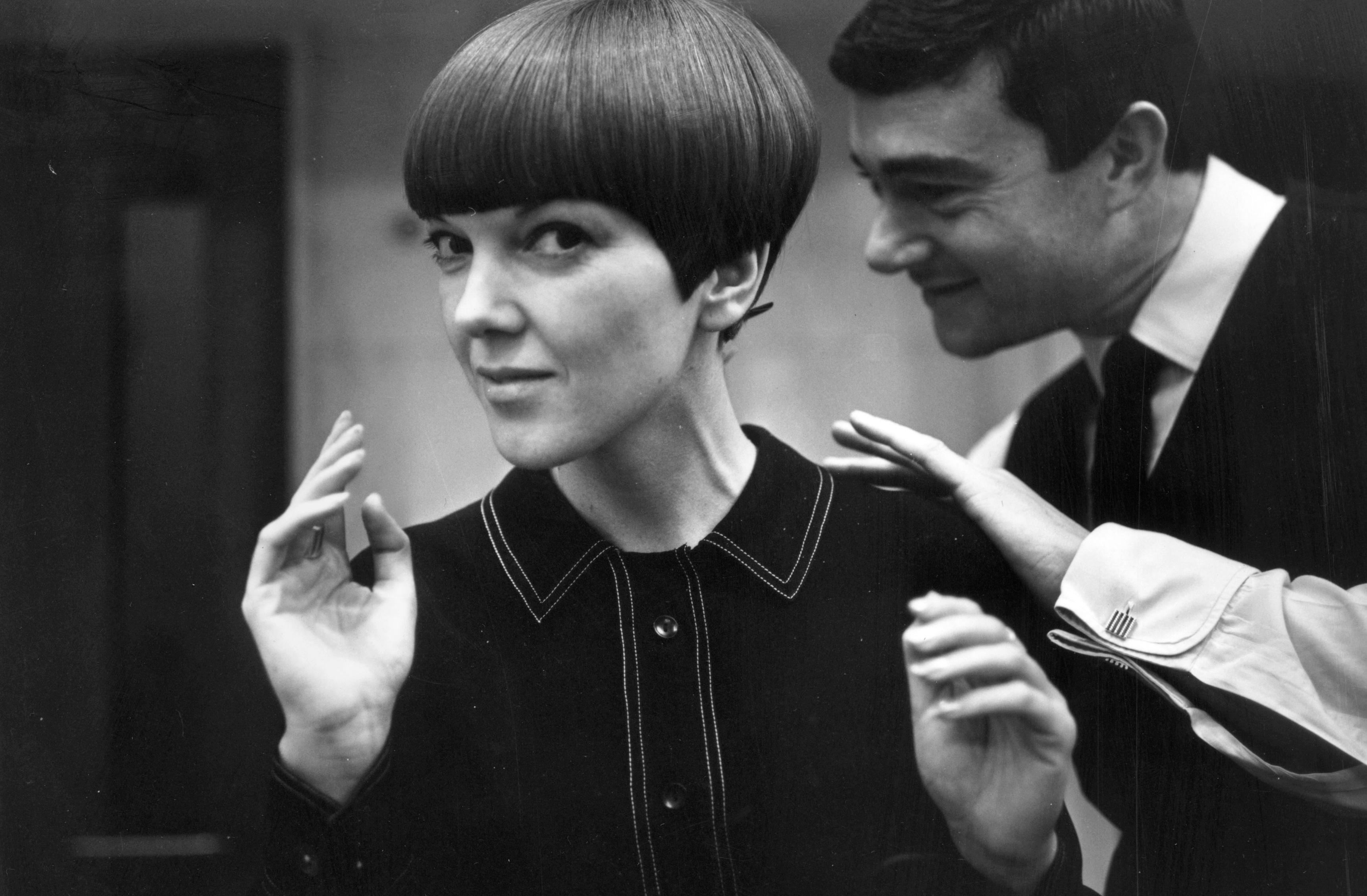 Mary Quant: still fresh as a daisy