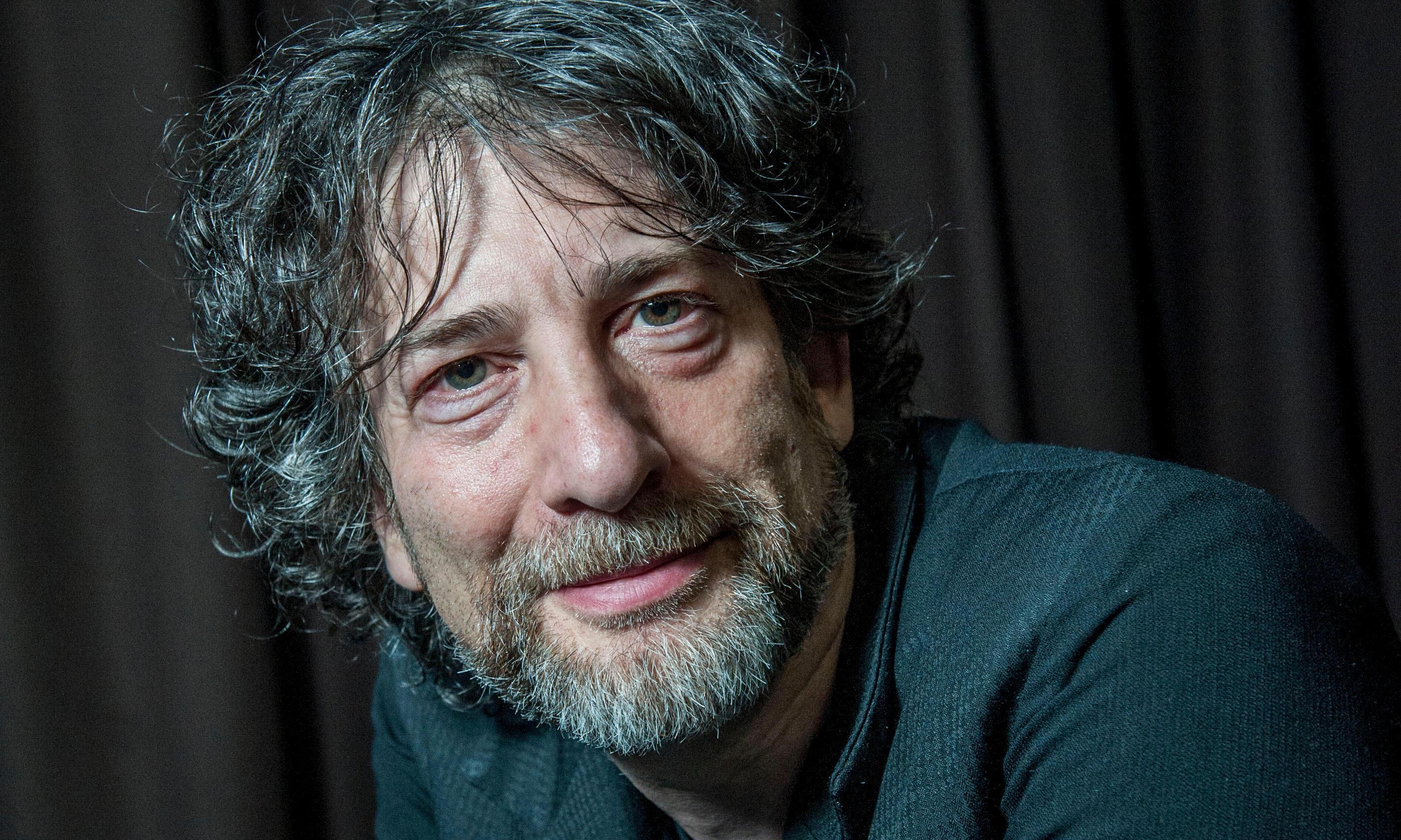 Neil Gaiman: 'Good Omens feels more apt now than it did 30 years ago'