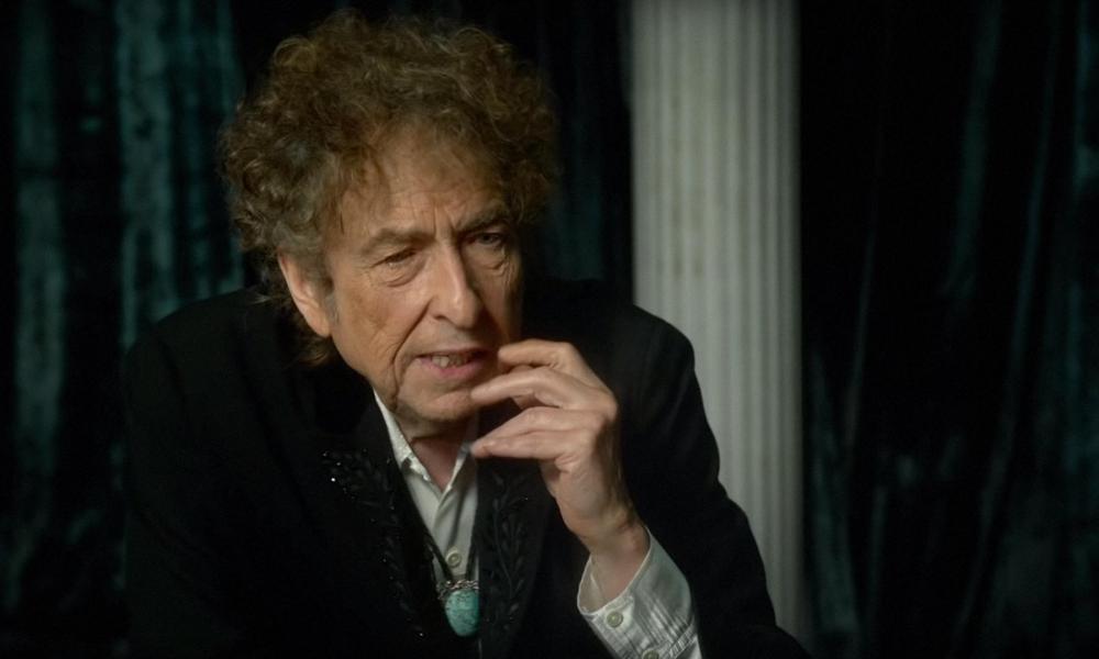 Still raising the bar … Bob Dylan.