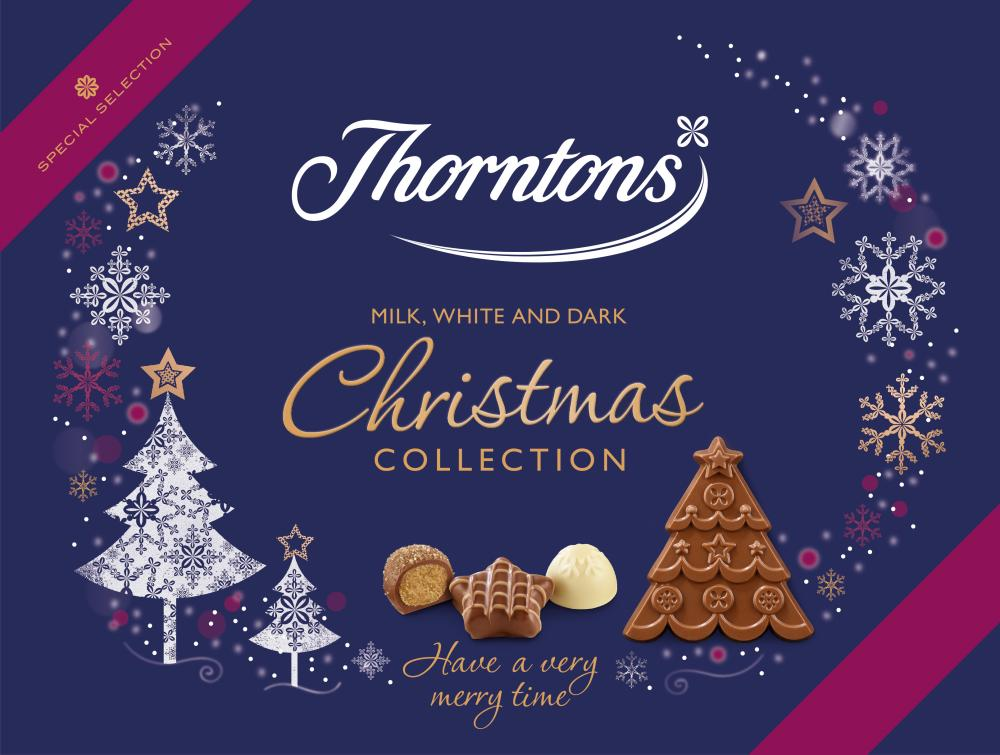 Thorntons box
