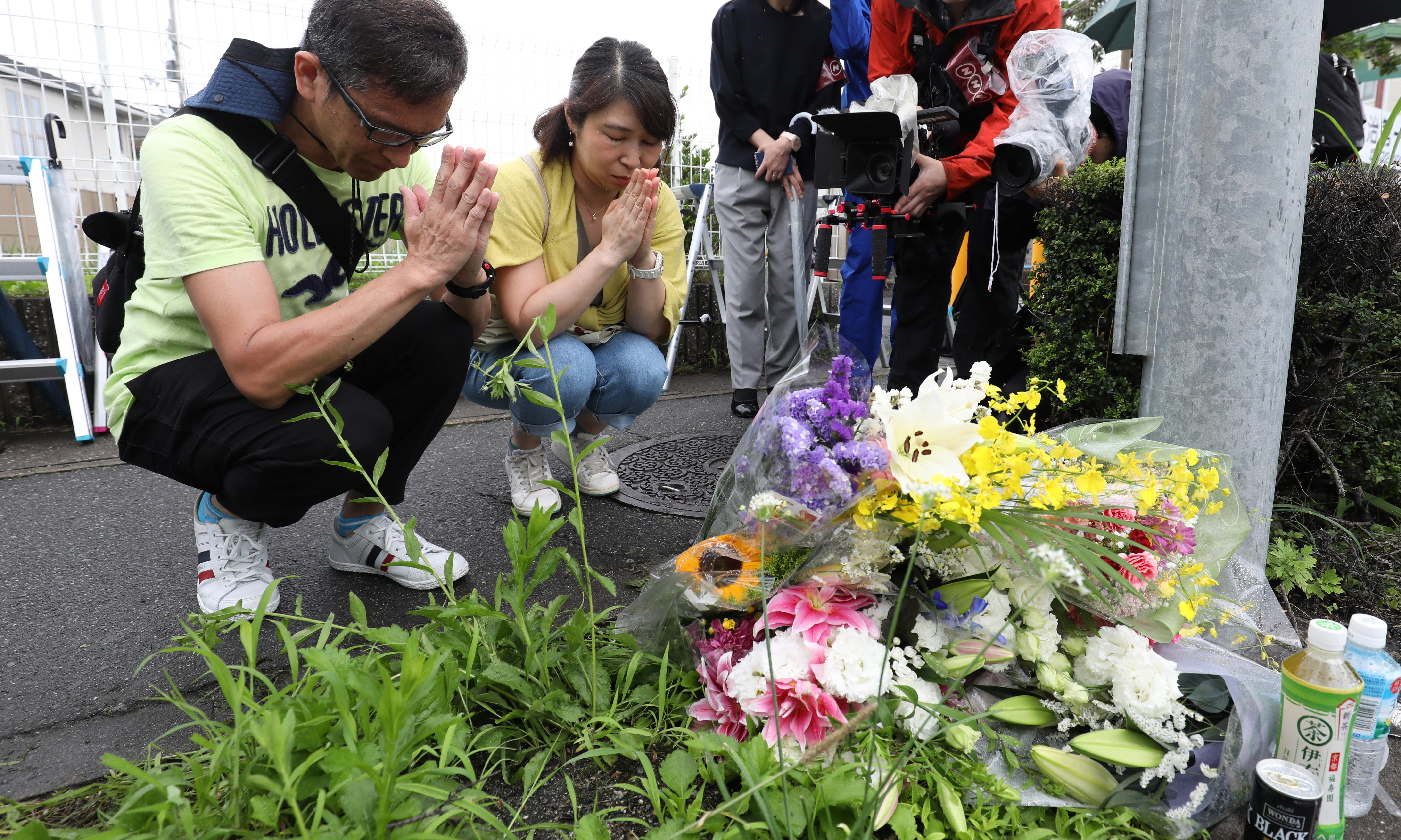 'Too painful': Kyoto anime fans join prime ministers in mourning fire victims