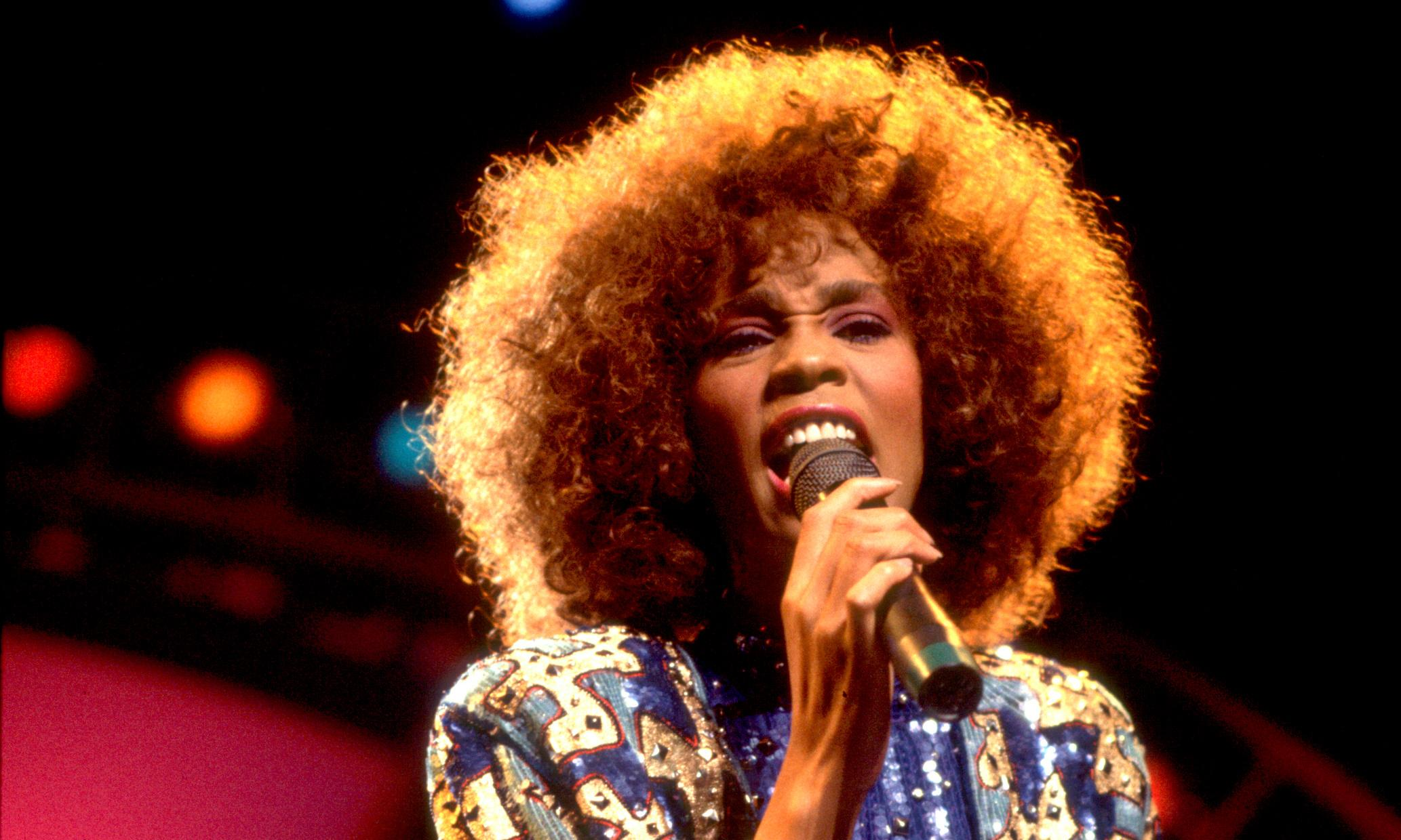 Whitney Houston hologram tour, album and Broadway show planned