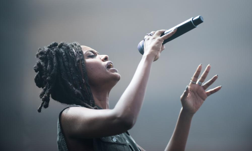 Kelela performs during Quebec City, Canada.