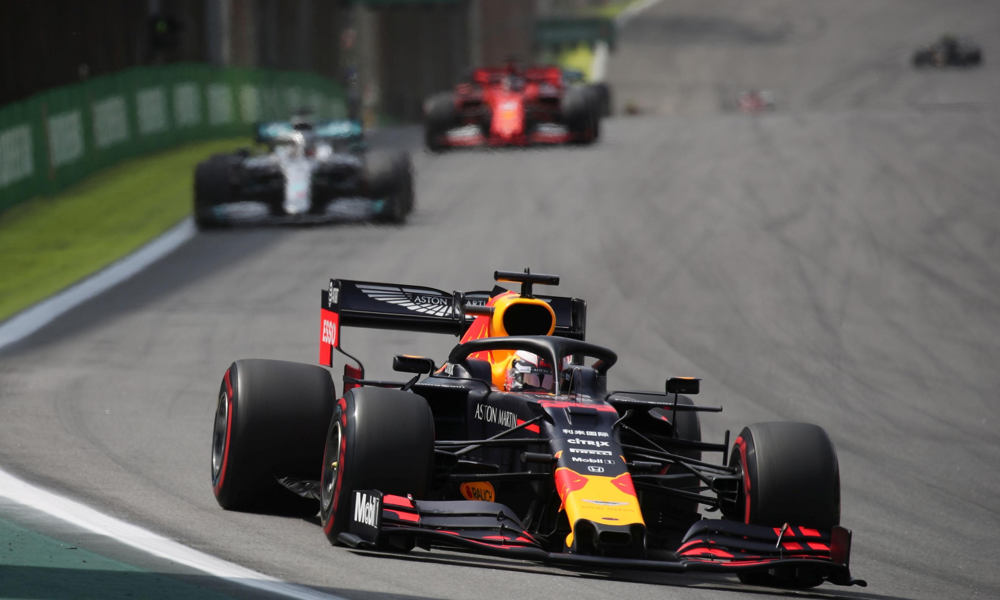 Verstappen's verve lights up Brazilian Grand Prix but Ferrari flounder again