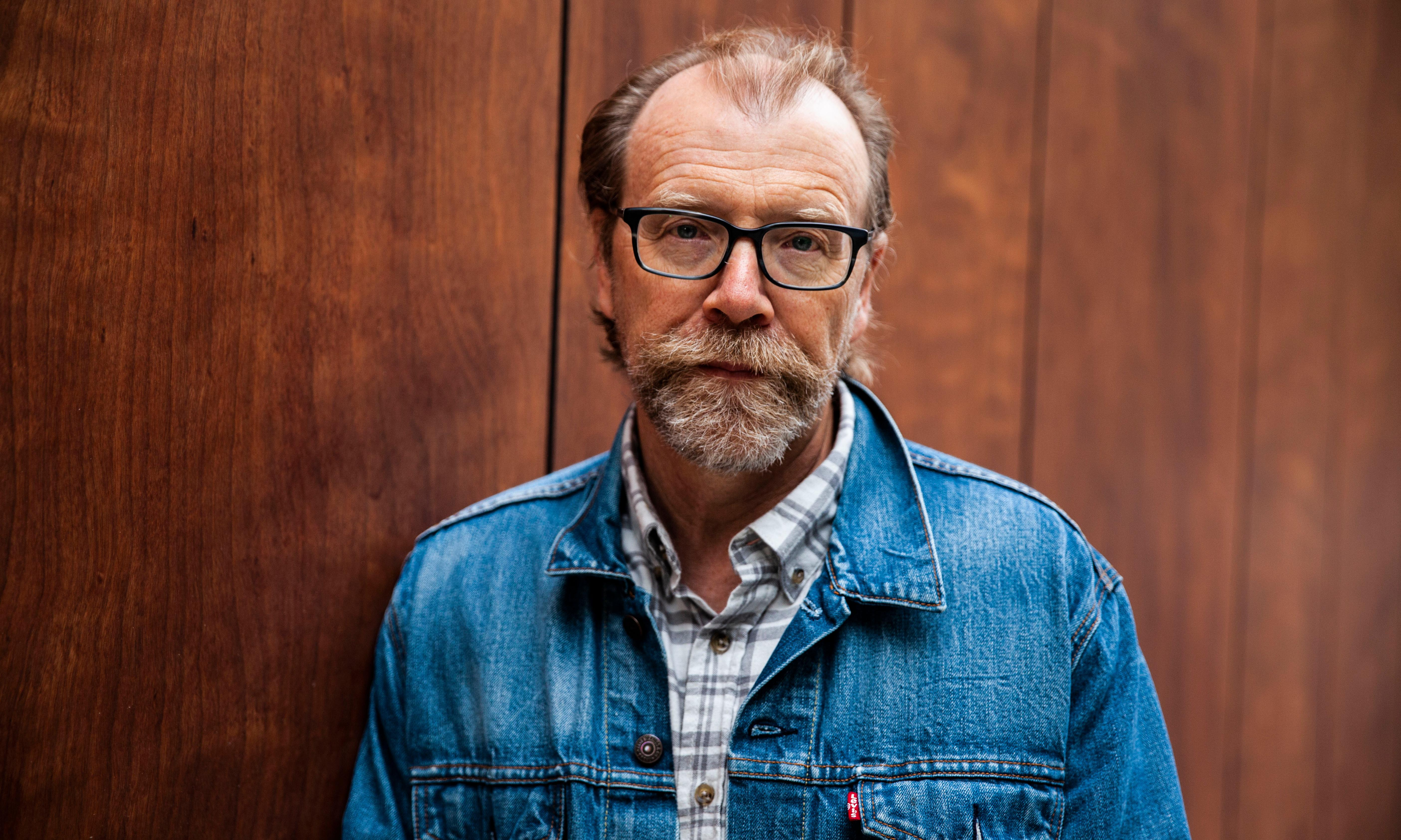 George Saunders: 'A lot of my extended family are Trump supporters'