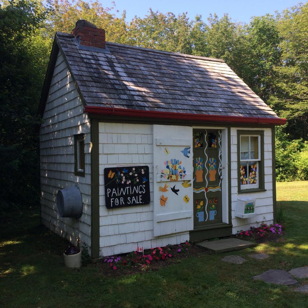 Maudie's Nova Scotia: Exploring The Landscapes That