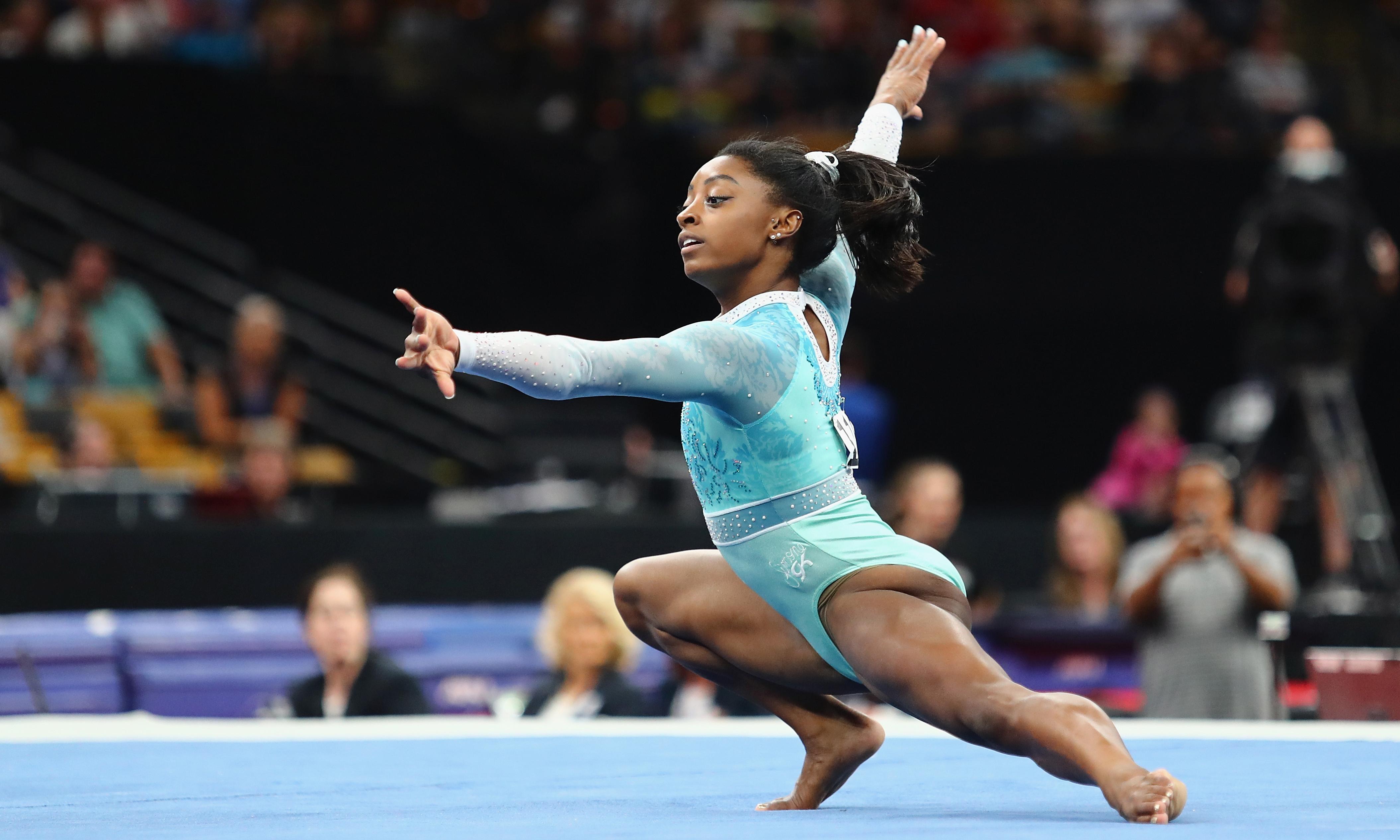 A Gymnast With RA: Carolines Story