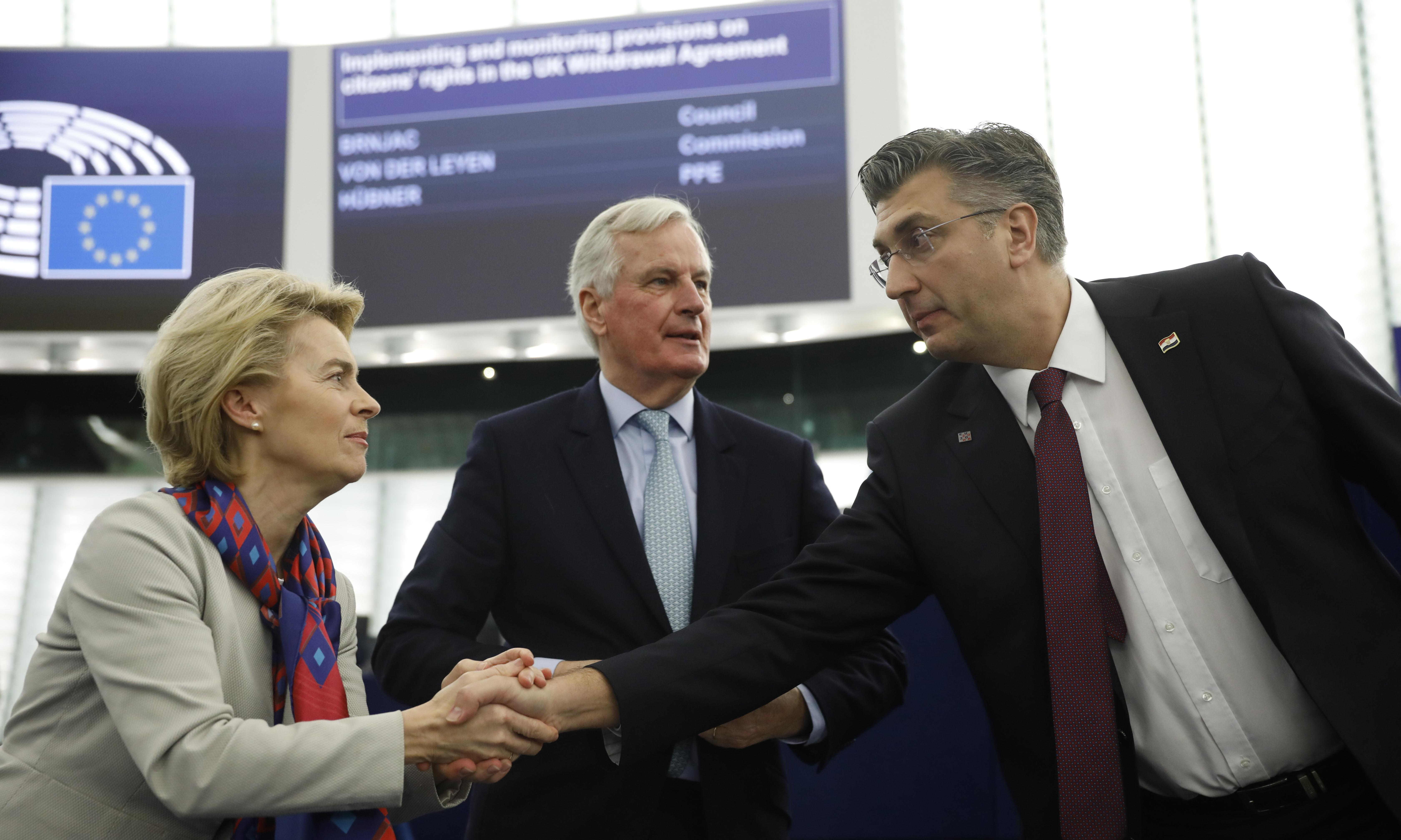 What has the EU been up to in the run-up to Brexit?