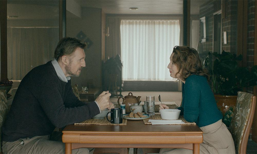 Ordinary Love review – Liam Neeson and Lesley Manville in potent weepie