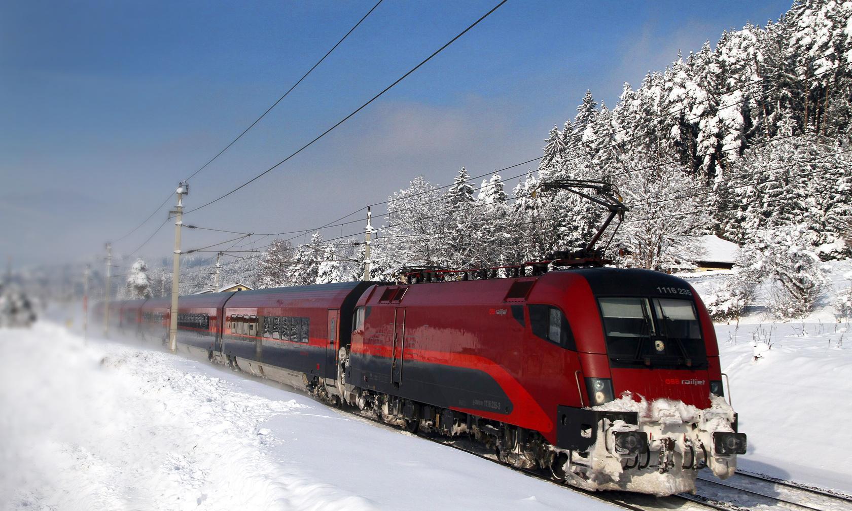 The best new European rail journeys for 2020