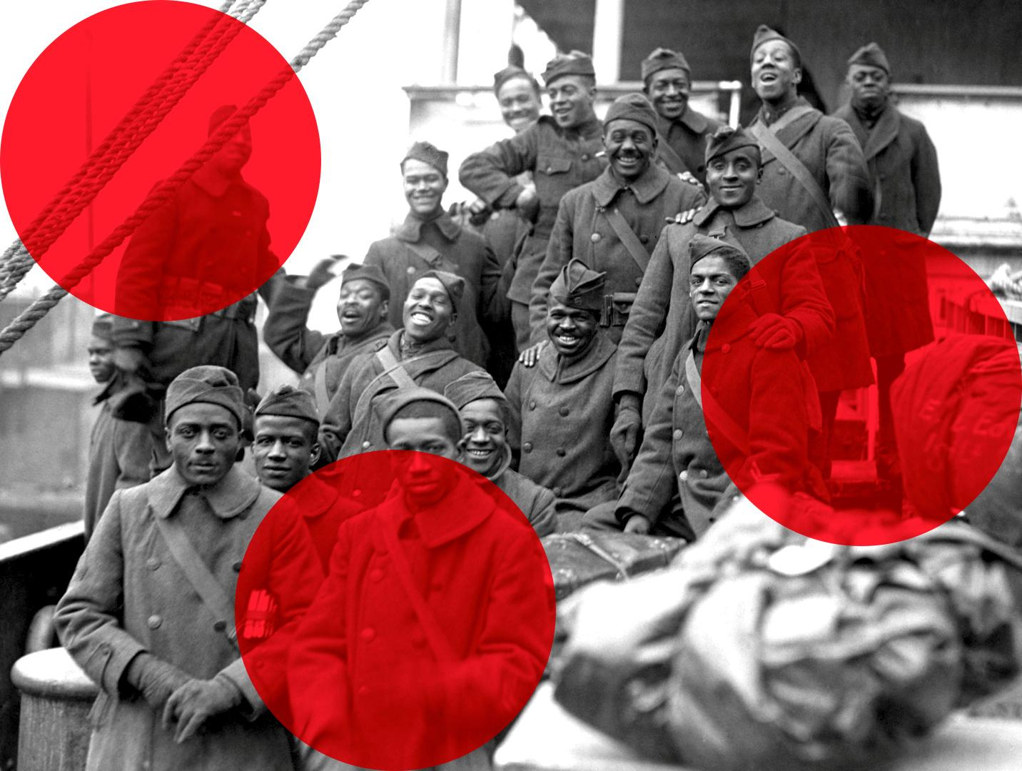David Olusoga: 'Black soldiers were expendable – then forgettable'