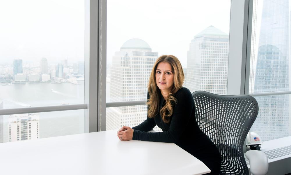 Meet The Woman Fighting Wall Street S Flash Boys Execreview