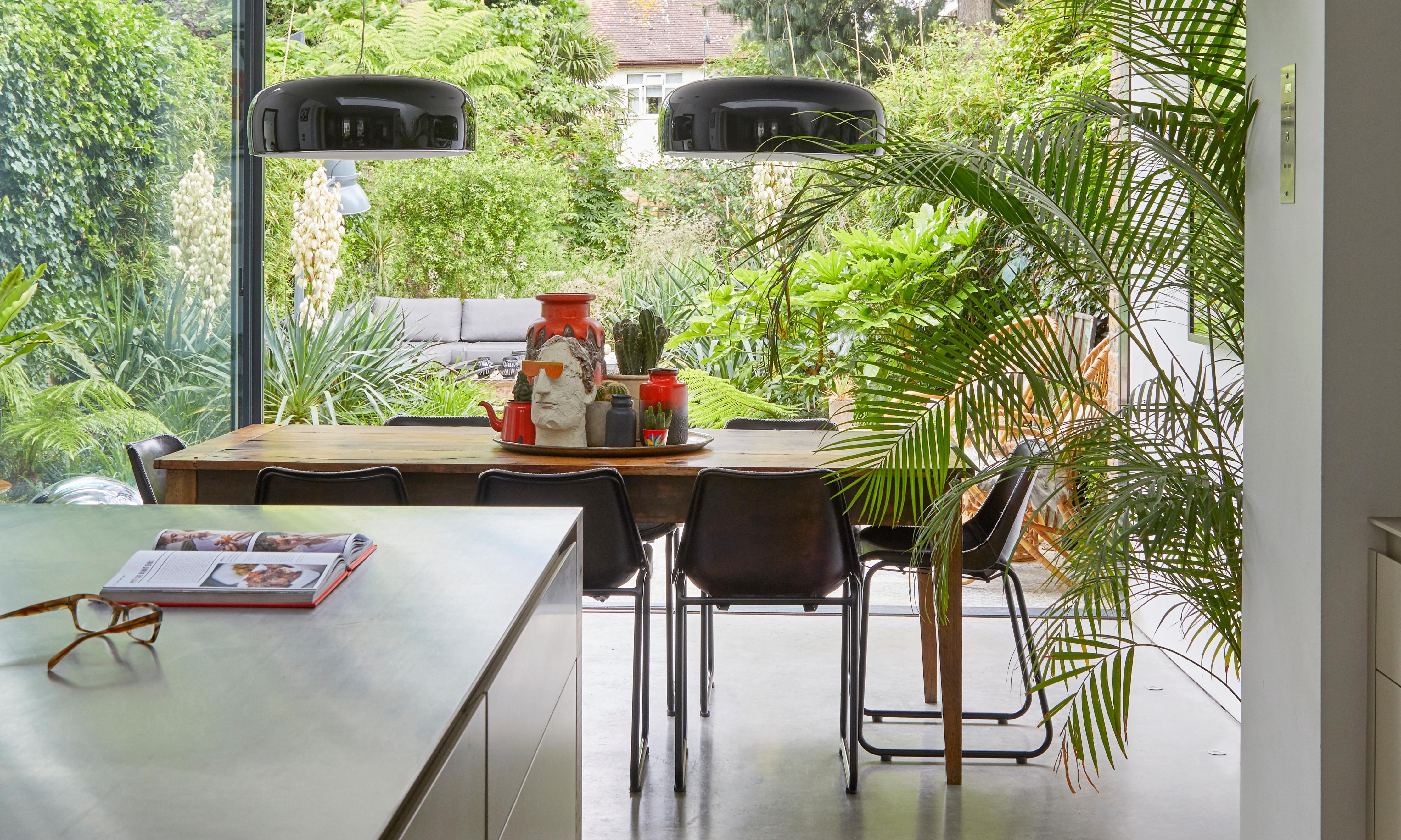Green house: inside a plant-filled London home