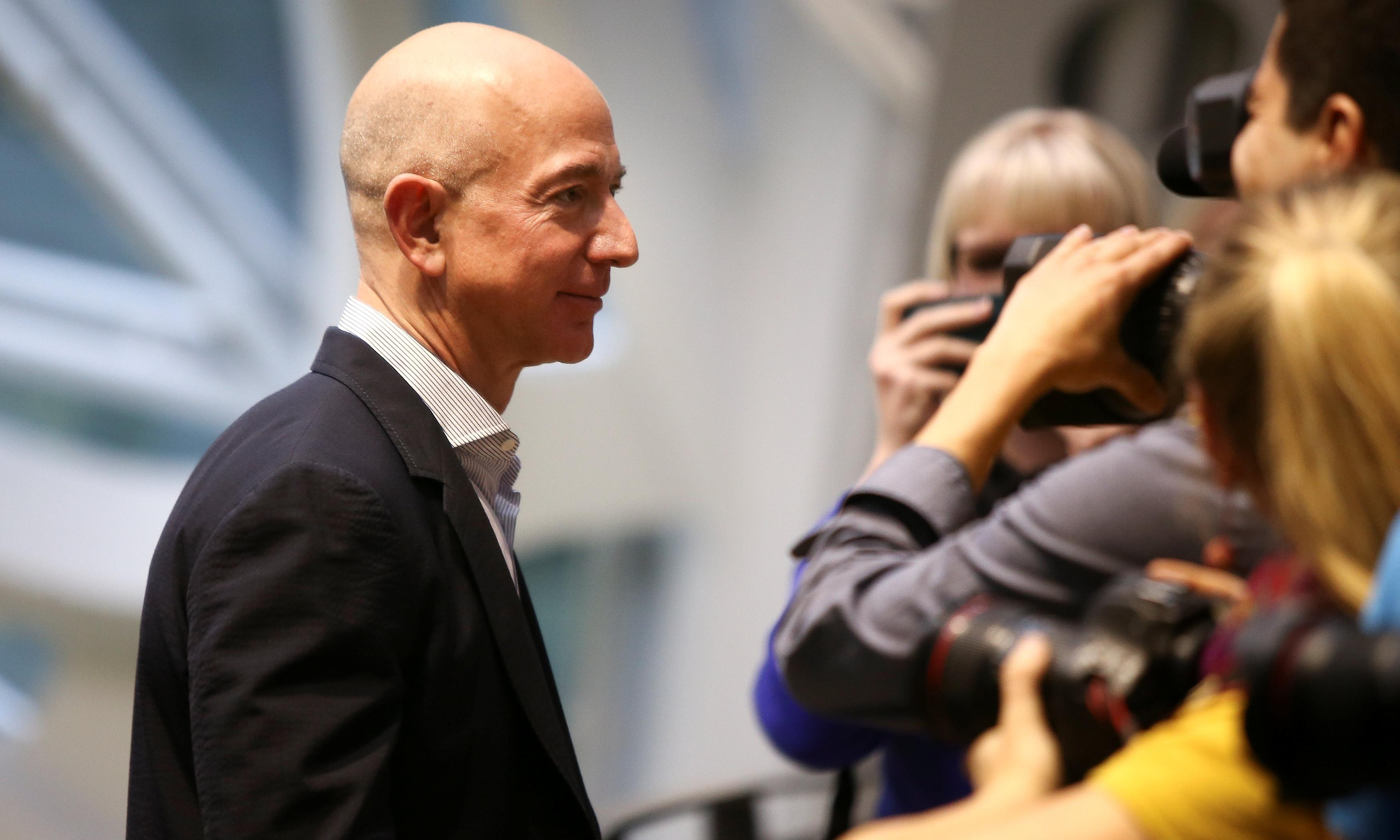 Jeff Bezos: the boy who wanted to colonise space