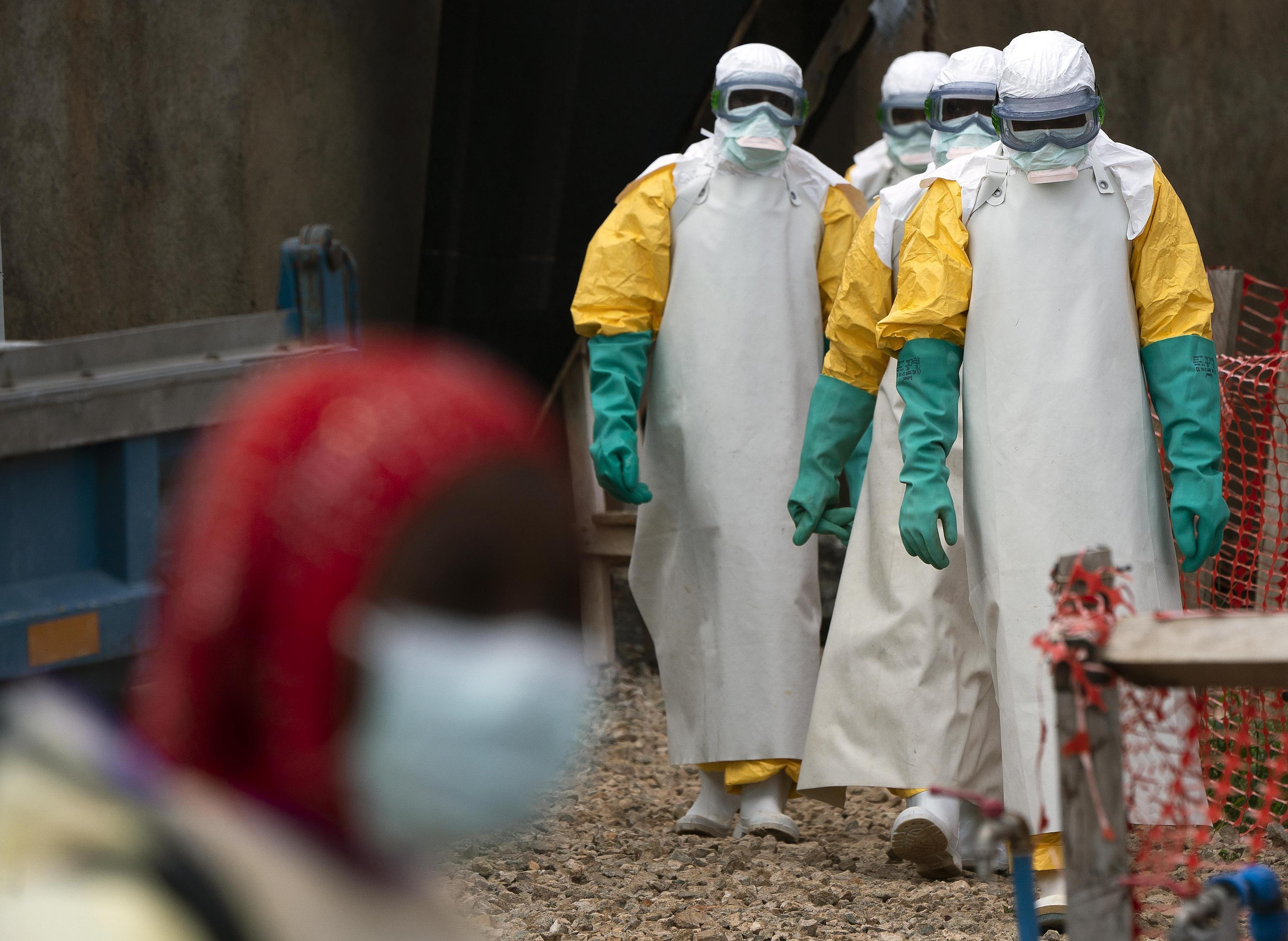 The Guardian view on Ebola in the DRC: help needed – and dialogue too