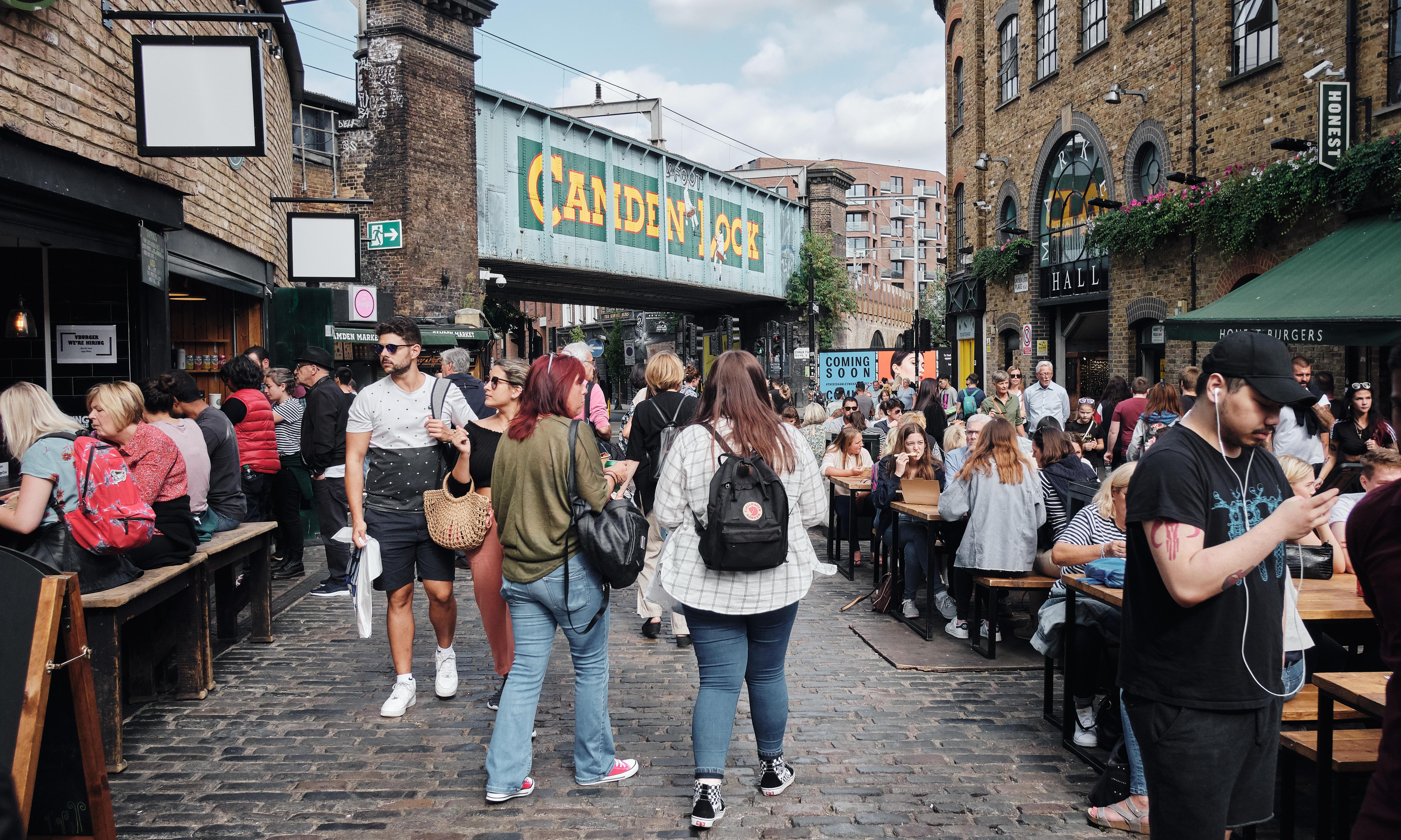How London's Camden Lock became a flashpoint for knife gang killings