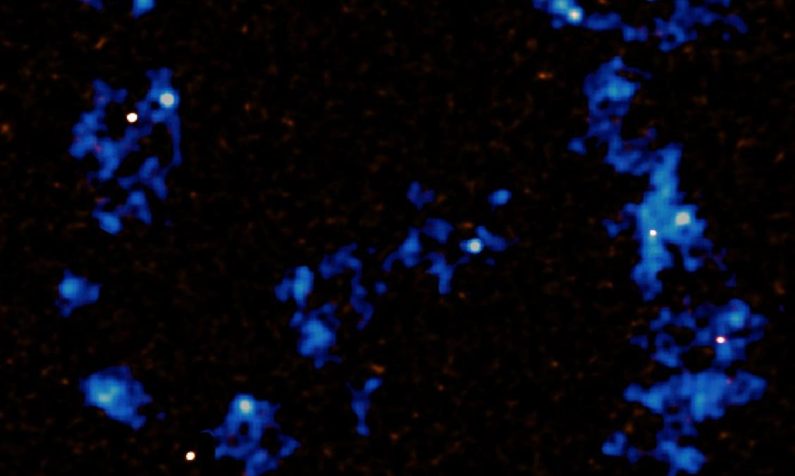 Scientists observe mysterious cosmic web directly for first time
