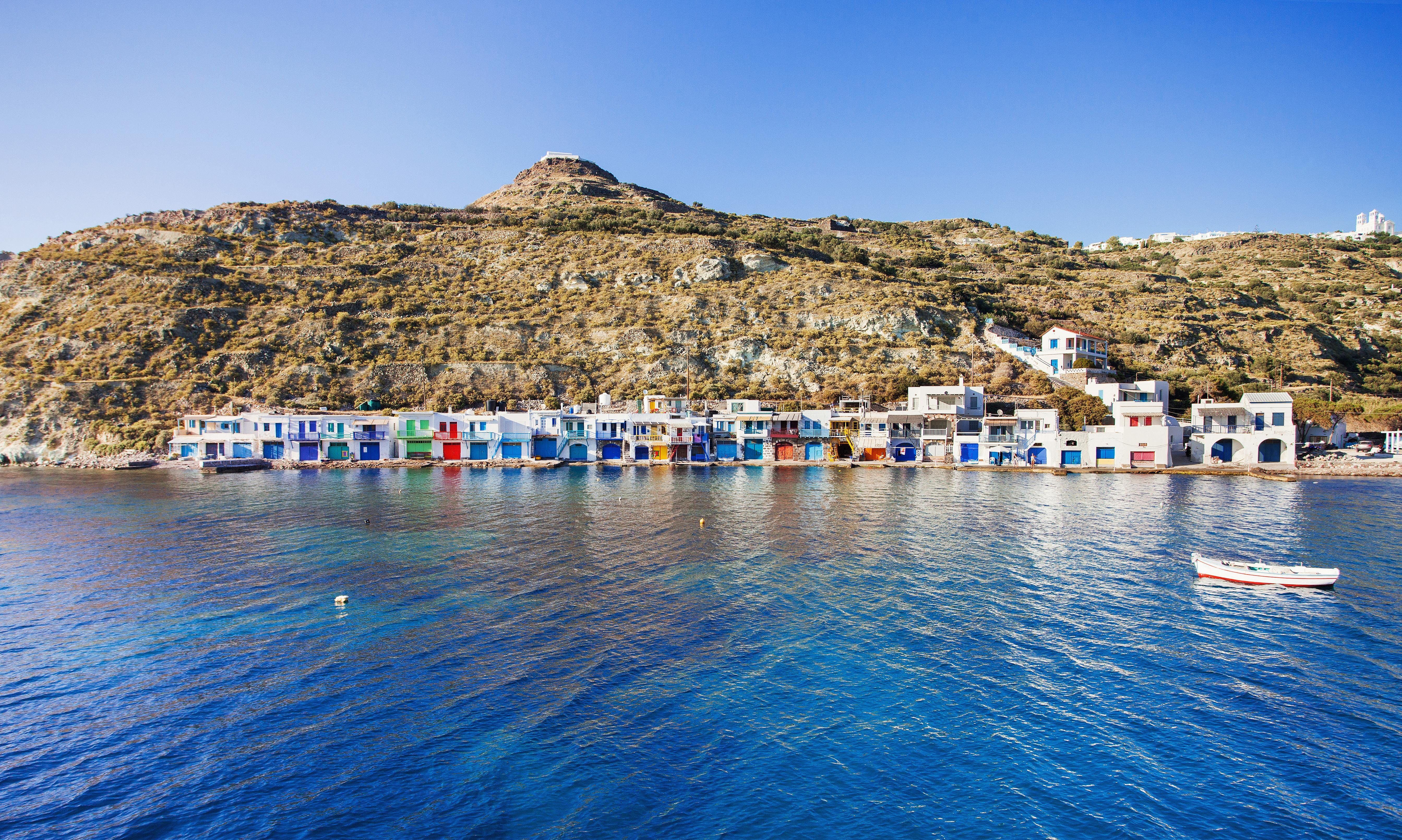 Marvellous Milos: the Greek island full of fresh flavours
