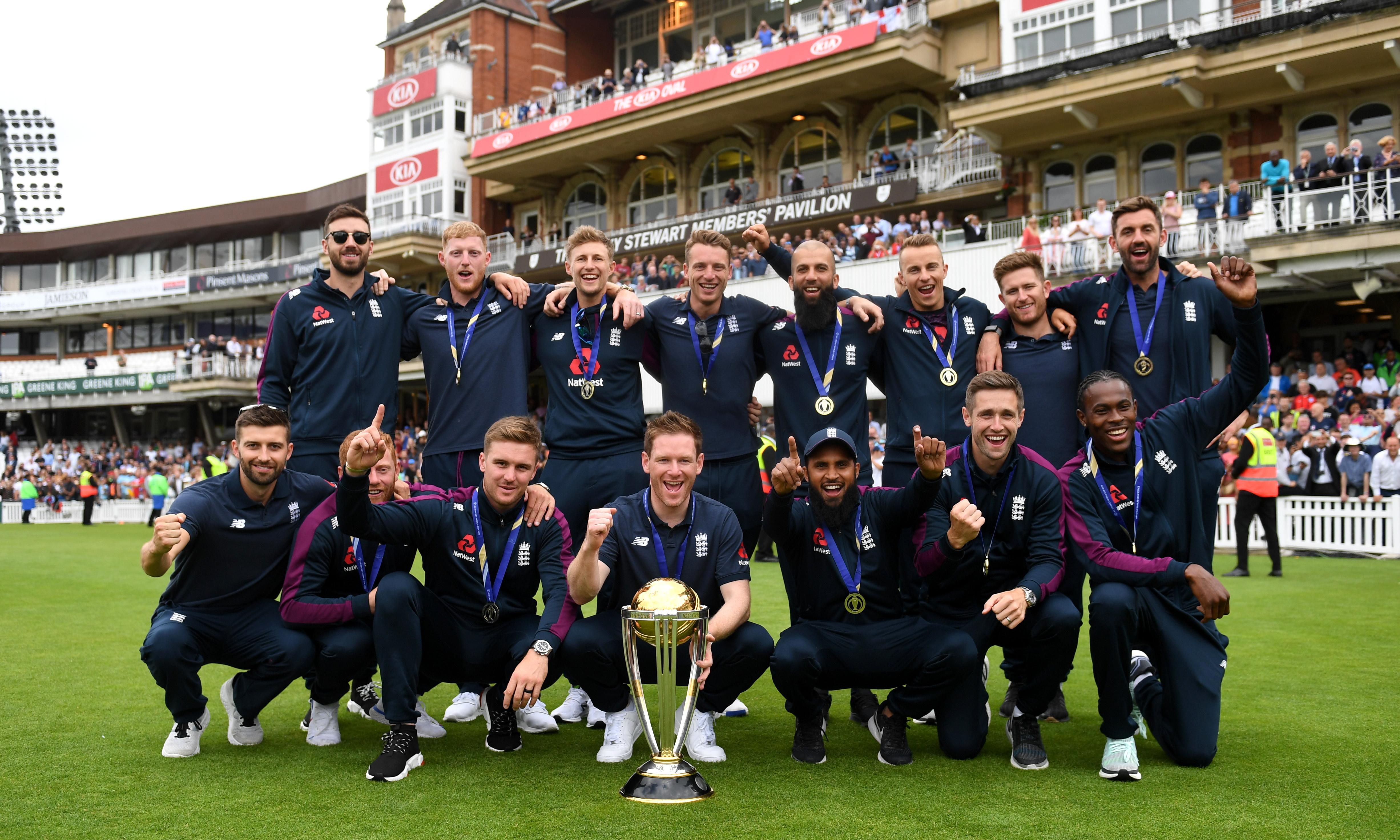 Jacob Rees-Mogg stumped by England's World Cup triumph