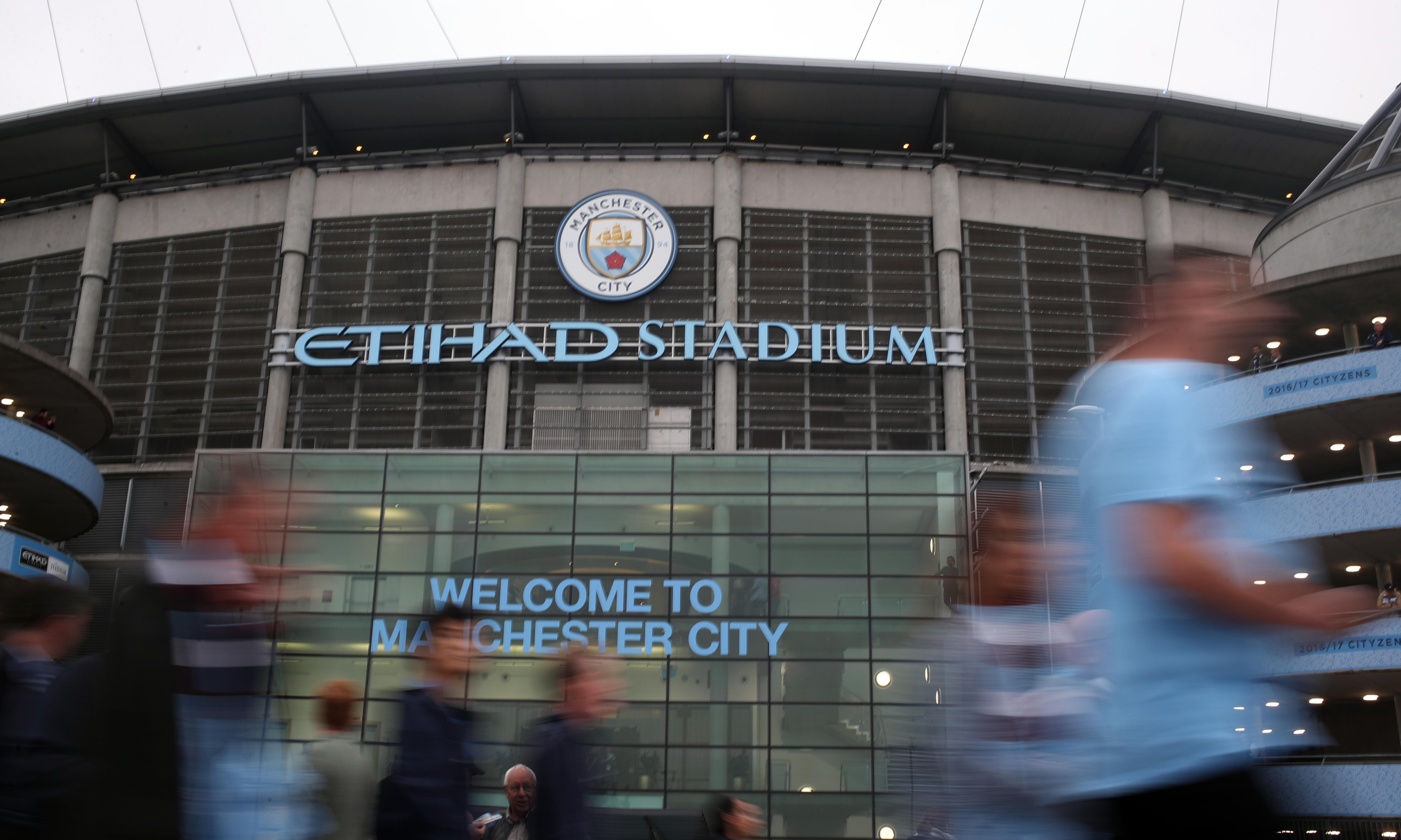 Manchester City warned against using facial recognition on fans