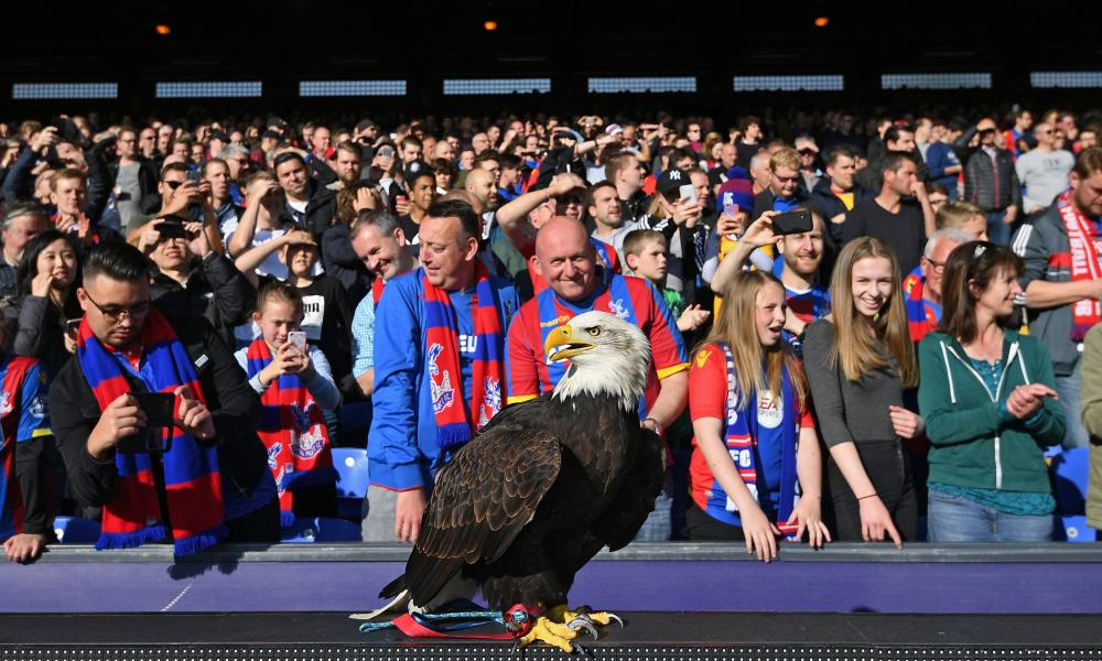 Selhurst Park will host Crystal Palace's fierce rivals Brighton and Hove Albion for the first time in the Premier League on 14 April 2018.
