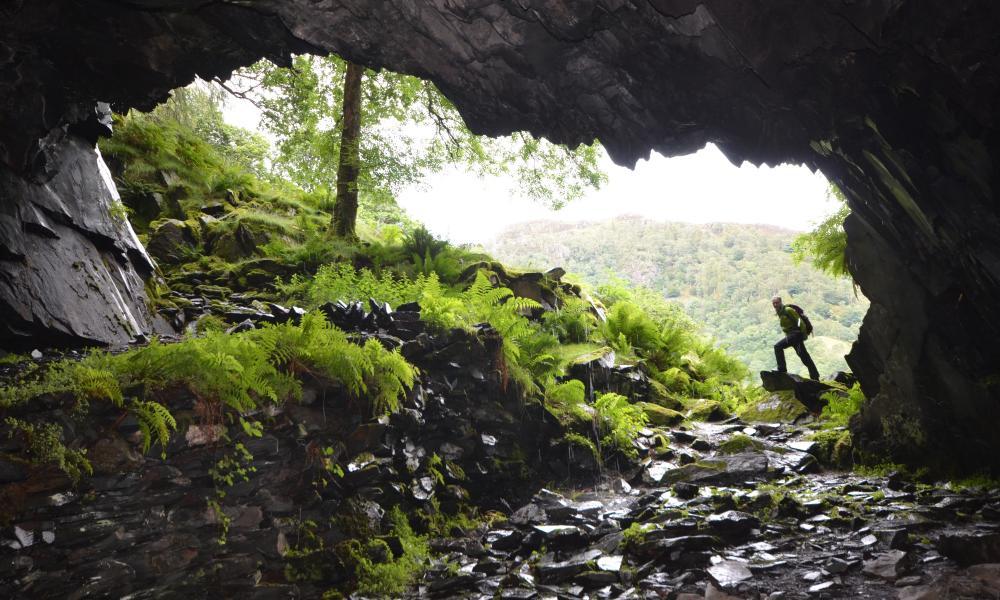 Millican Dalton's Cave, Cumbria.
