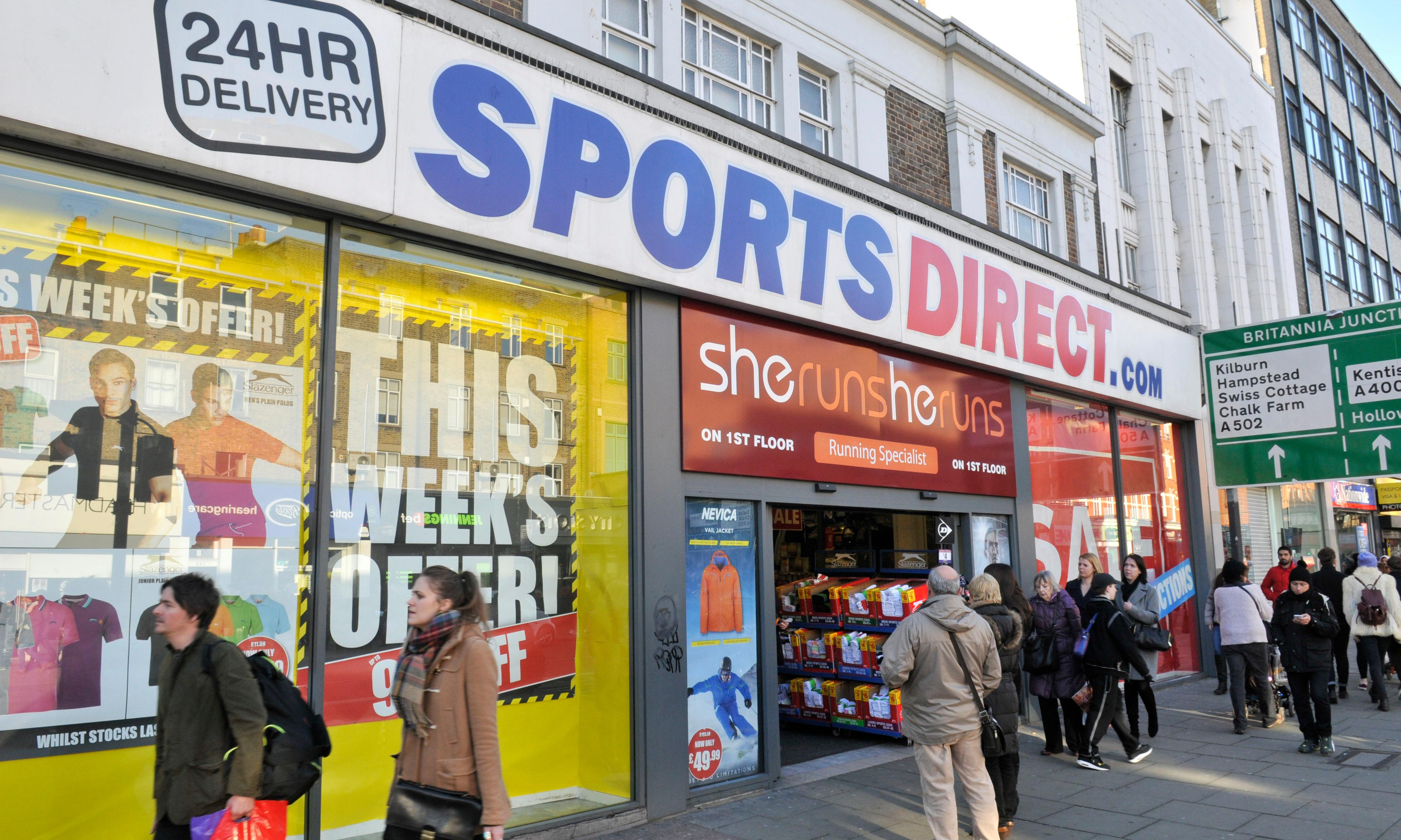 Sports Direct: Secrets of the Mega Sports Factory review – multiple Mike Ashleys? My worst nightmare
