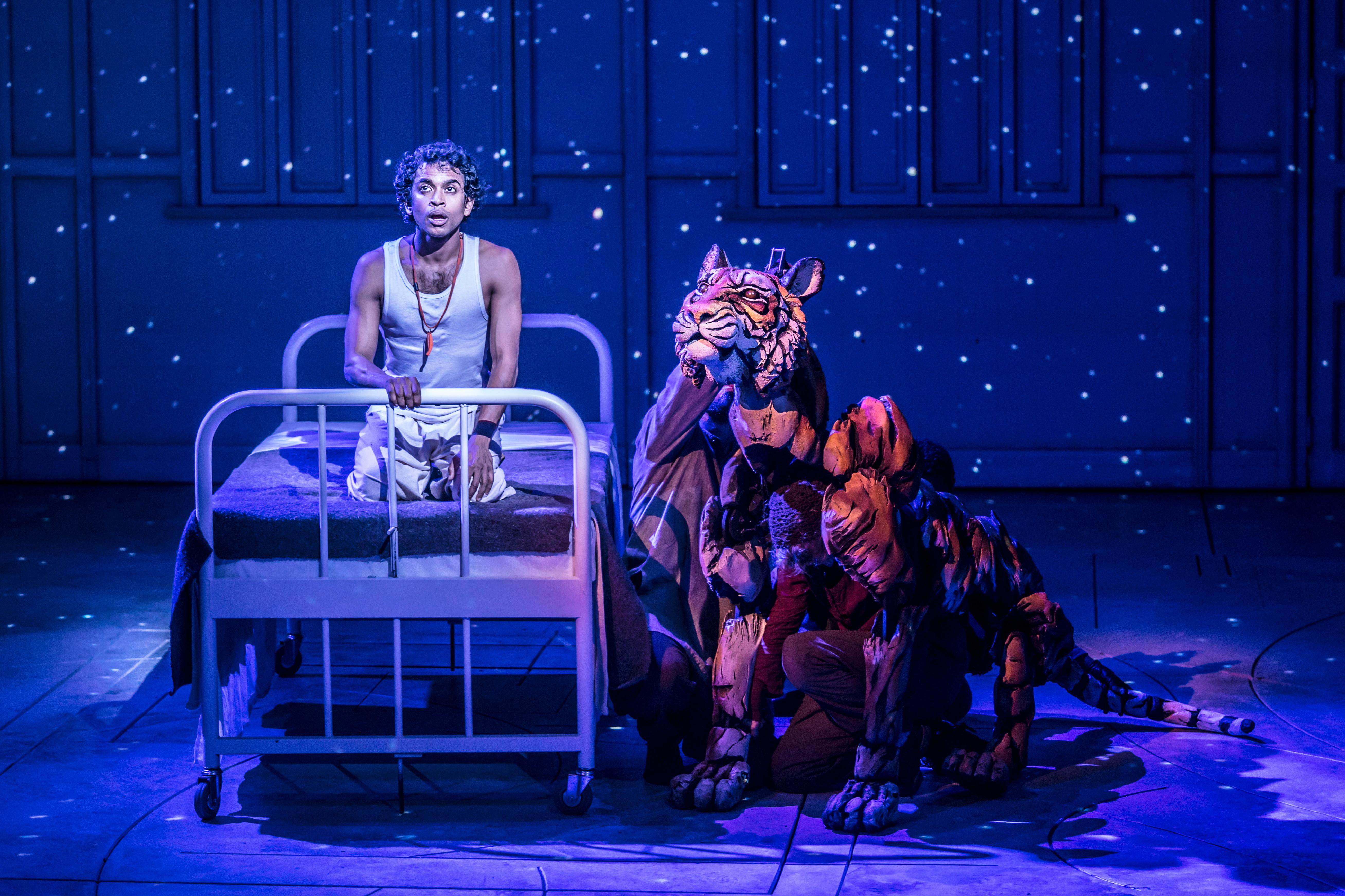 Life of Pi review – Martel's tall tale brought to astonishing life