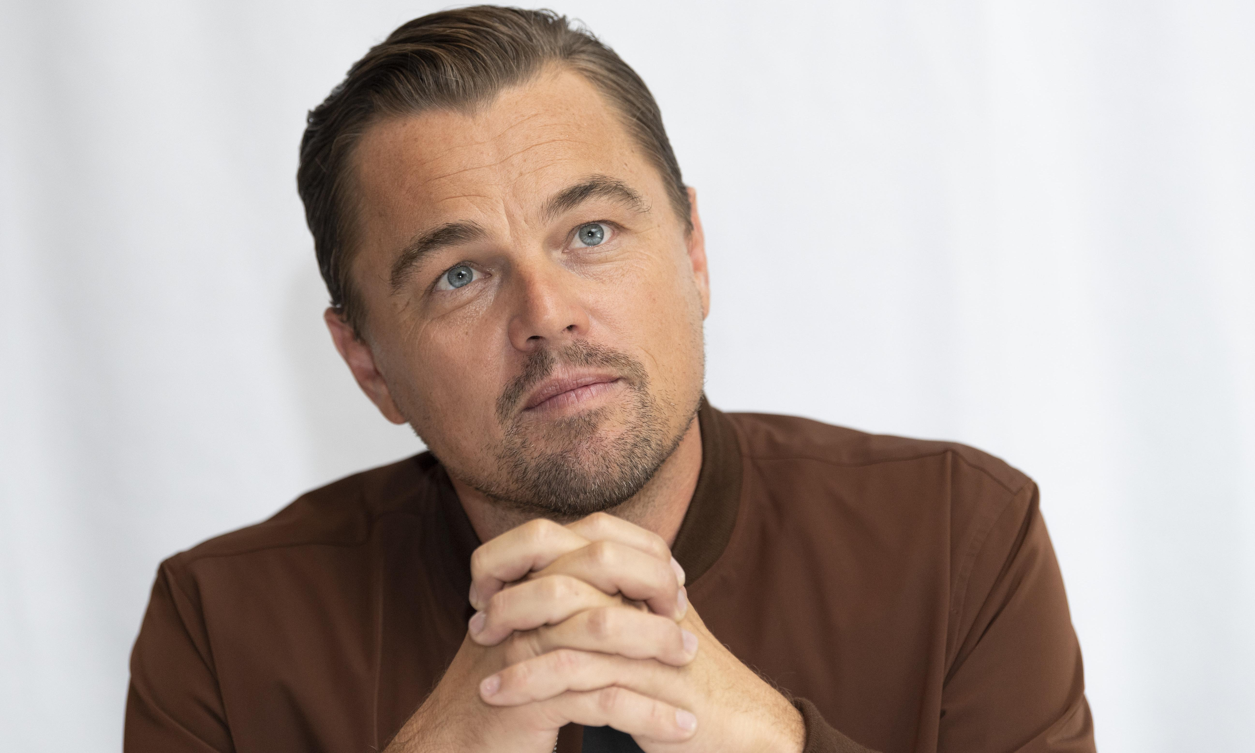 Leonardo DiCaprio calls Greta Thunberg 'a leader of our time'