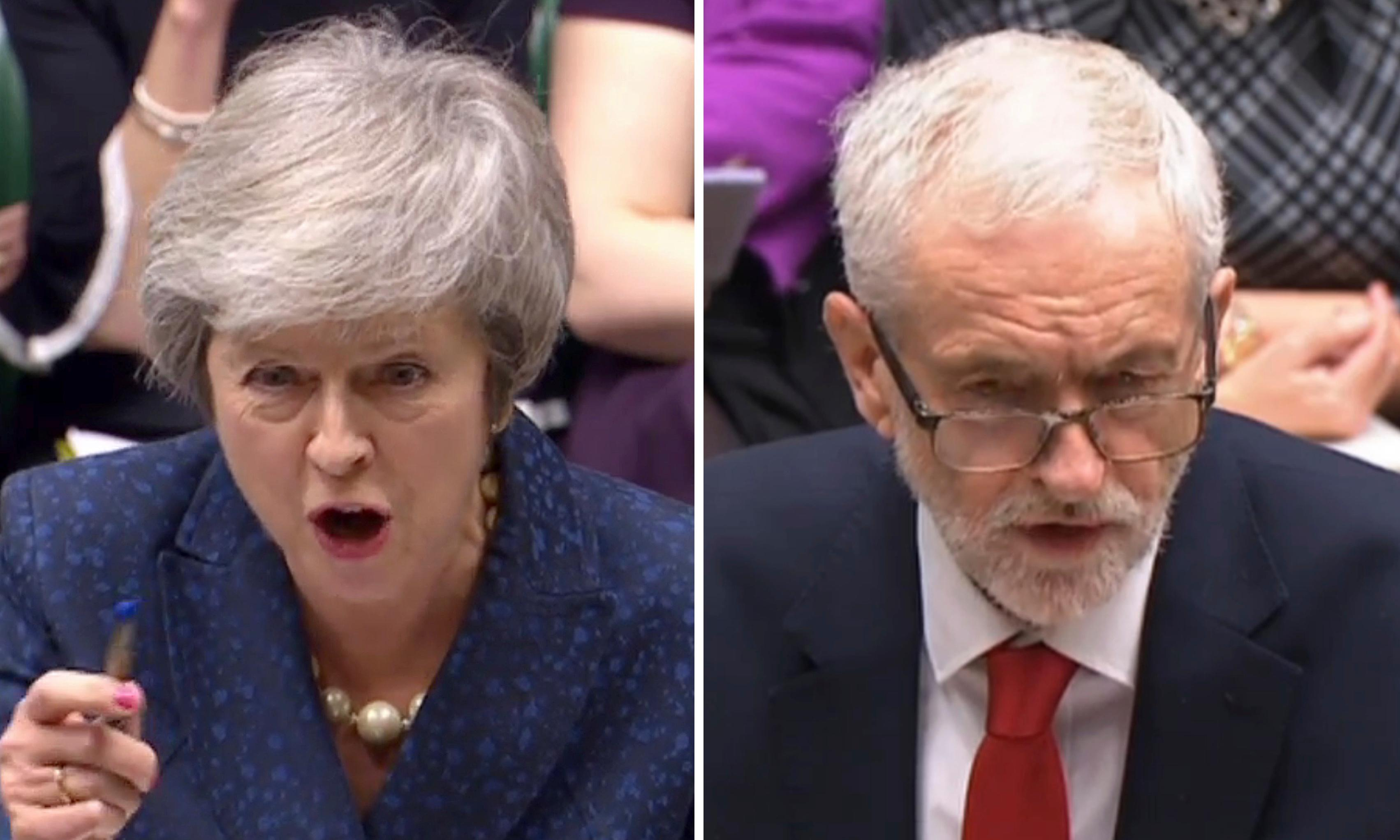 PMQs verdict: good May performance – but not one for history books