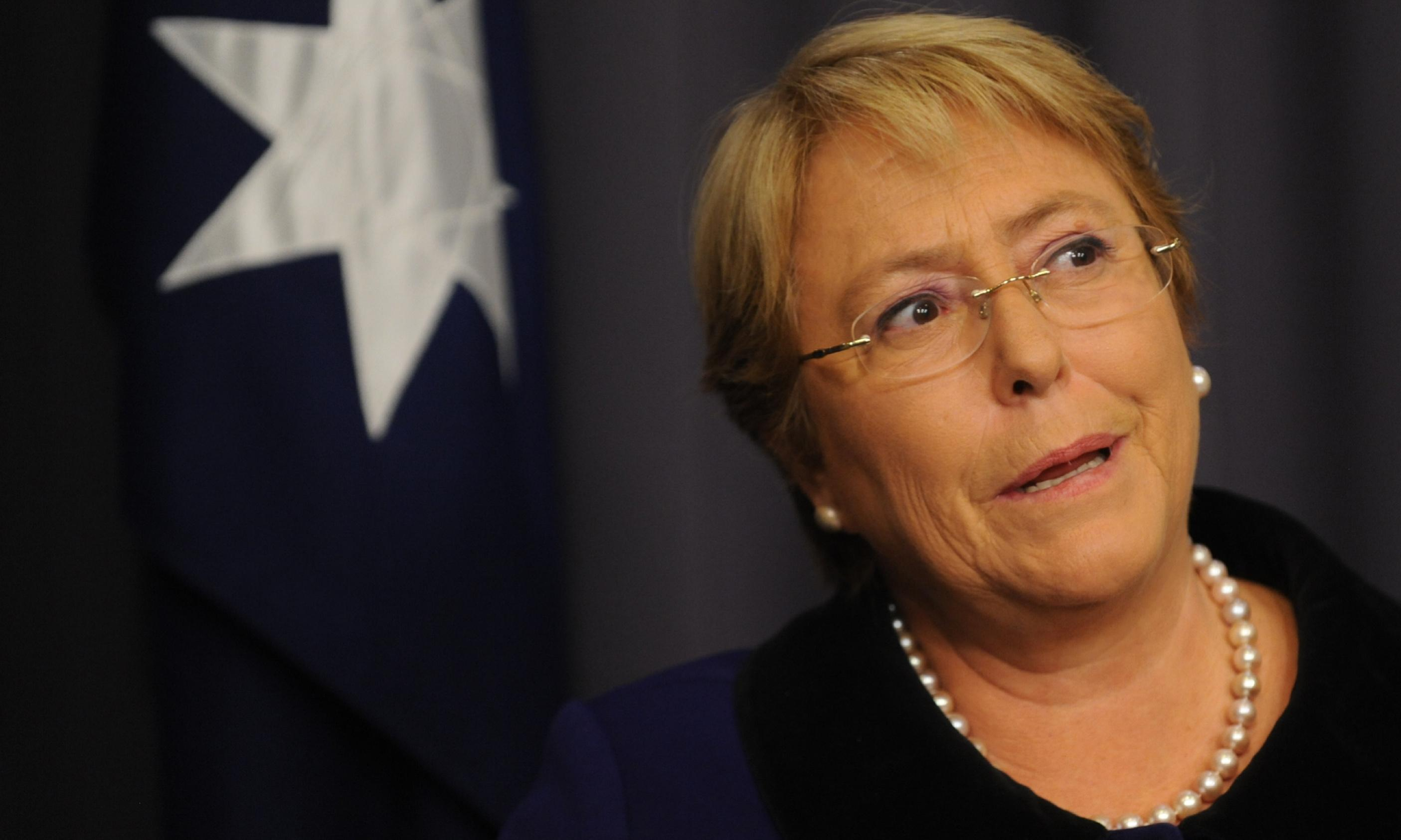 UN human rights commissioner rejects Morrison's attack on 'internationalist bureaucracy'