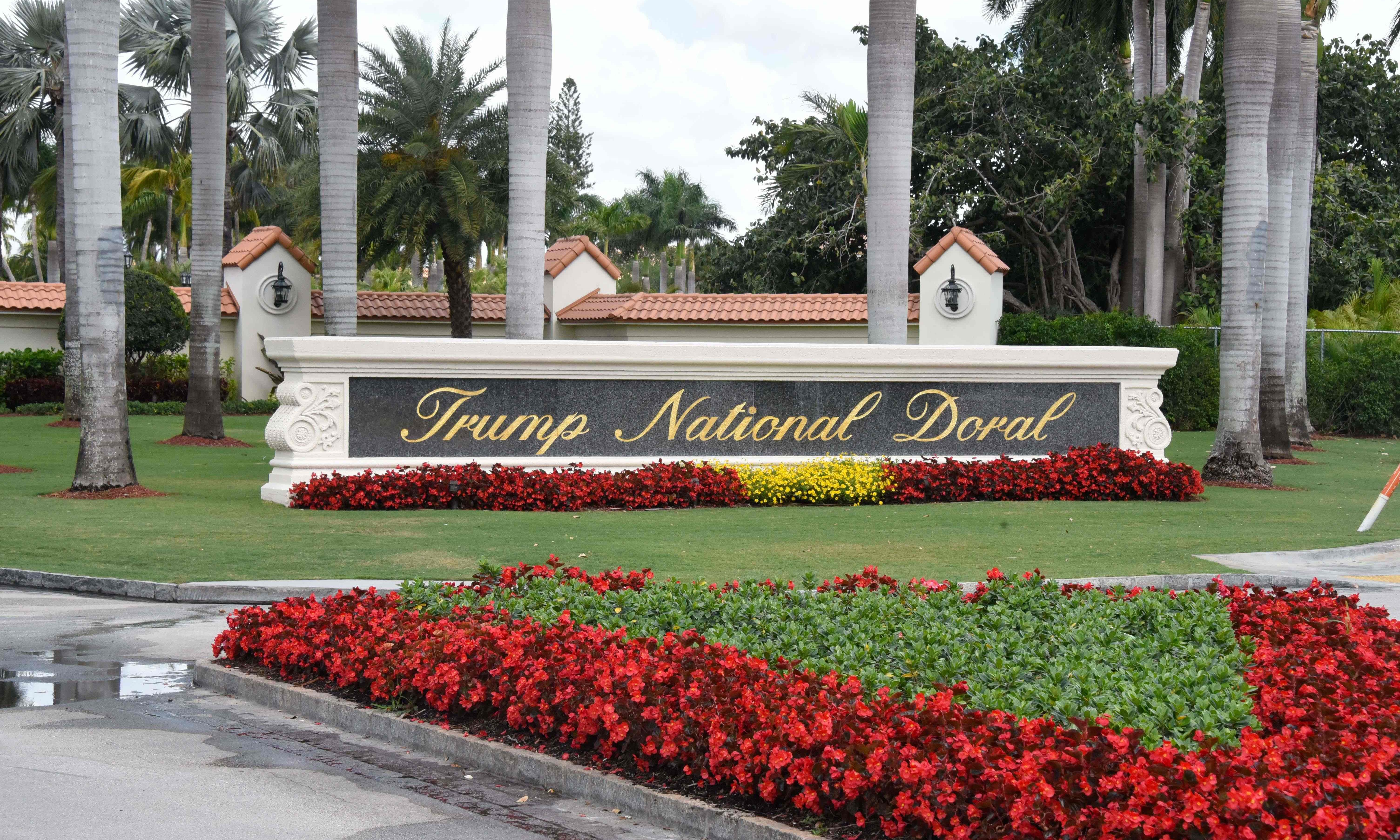Trump awards G7 summit to his own Florida golf resort