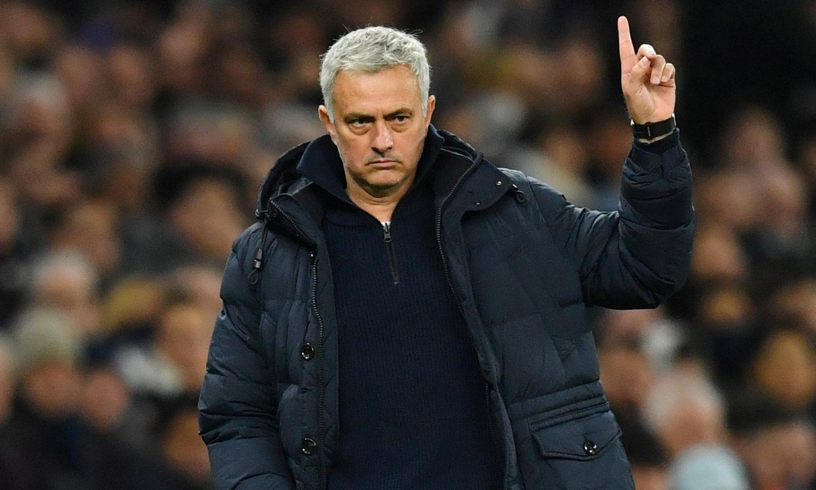 José Mourinho unhappy at Spurs' winter break timing with Leipzig tie looming