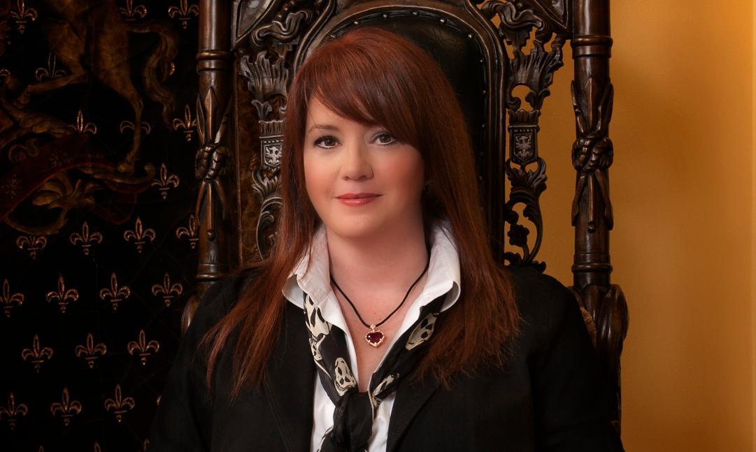 Sherrilyn Kenyon accuses husband of 'Shakespearean plot' to poison her