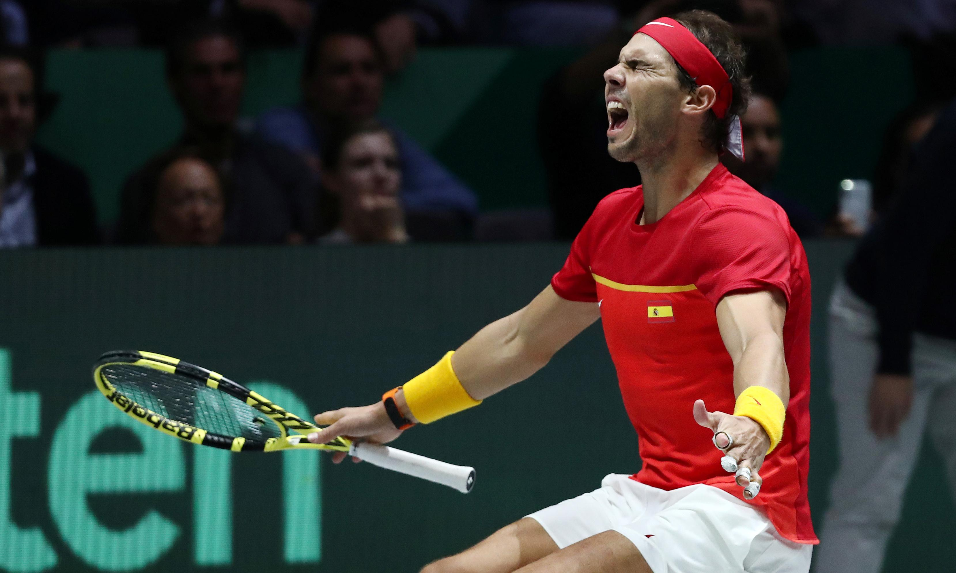 Spain see off Canada to seal Davis Cup win and delight home fans