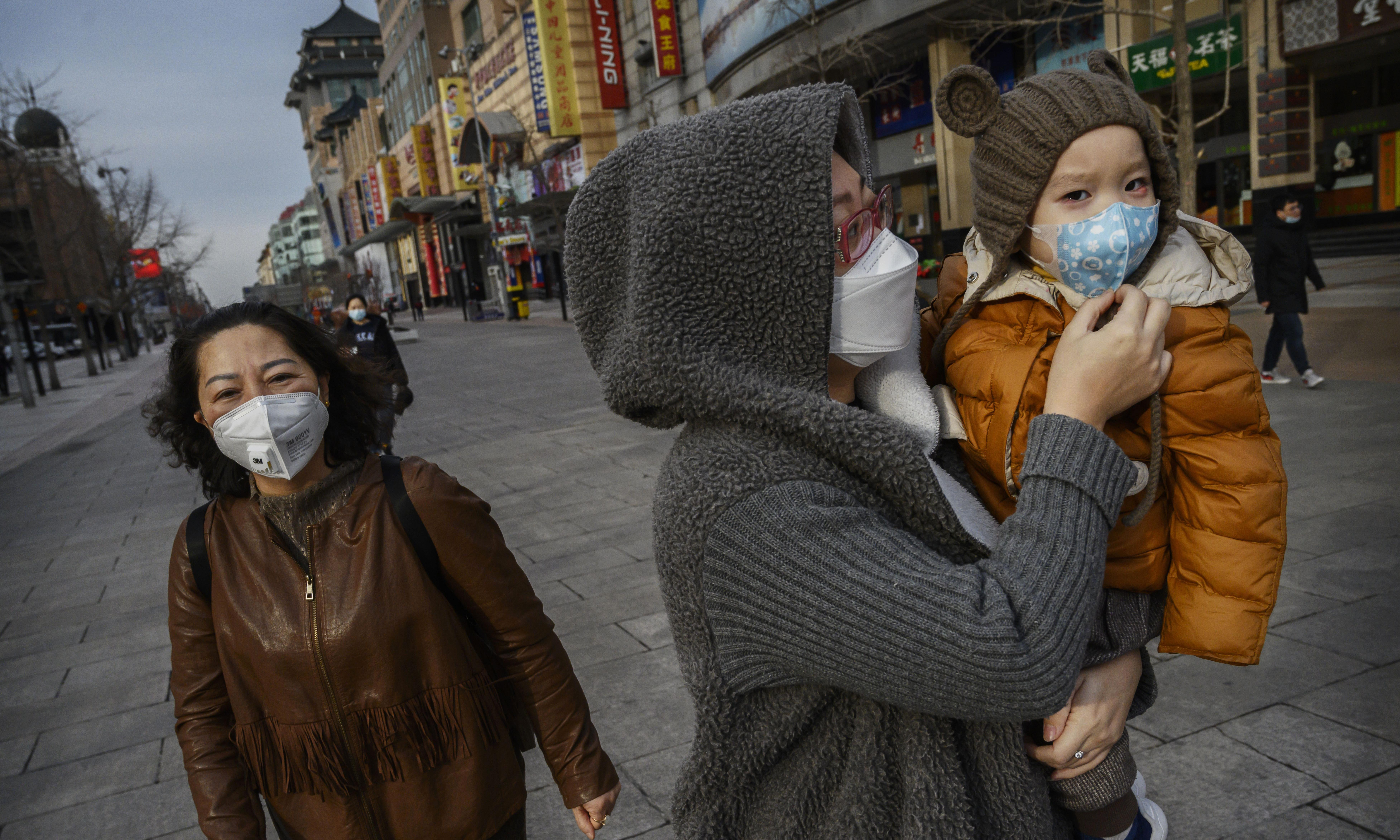Dissent becomes the next victim of coronavirus as China cracks down