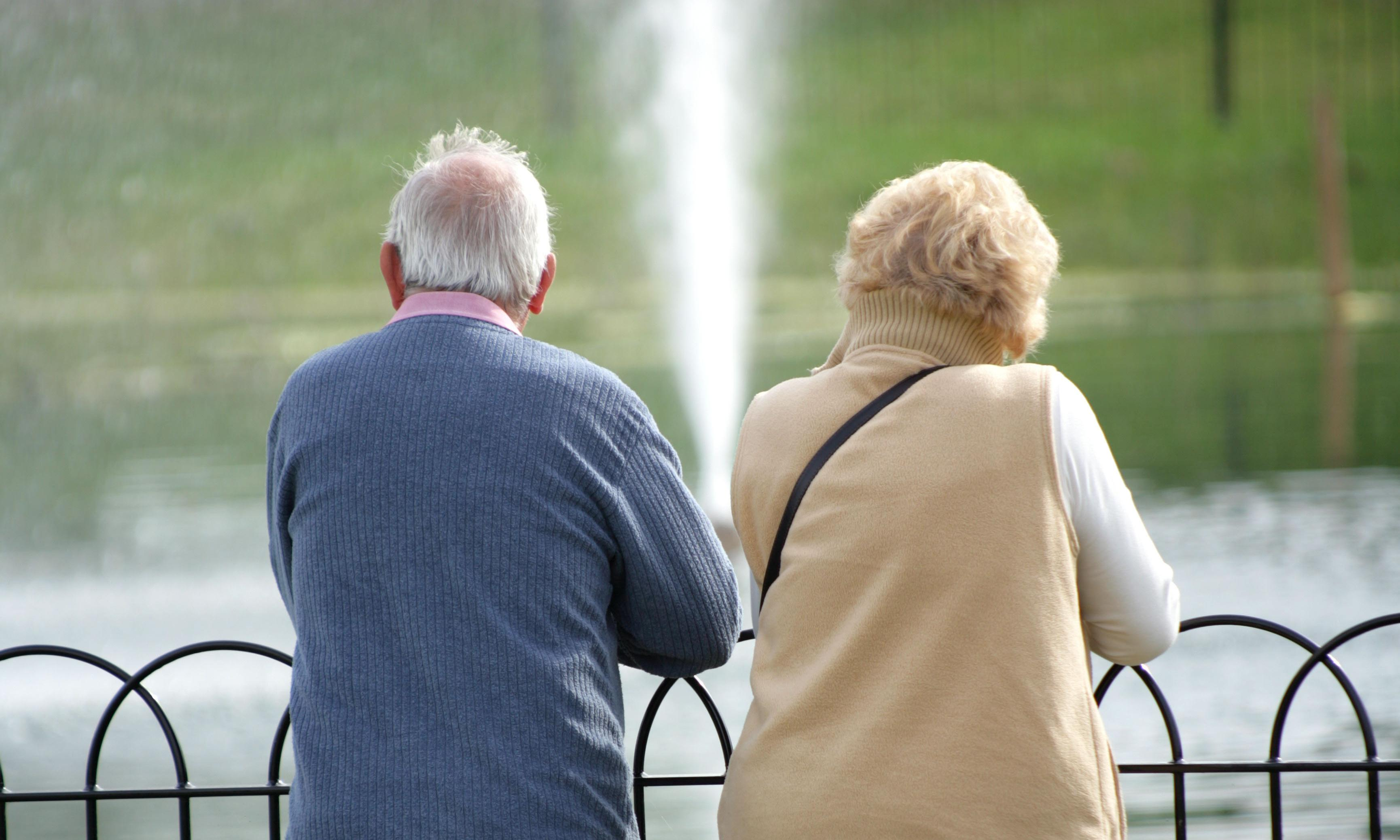 Some parts of UK ageing twice as fast as others, new research finds