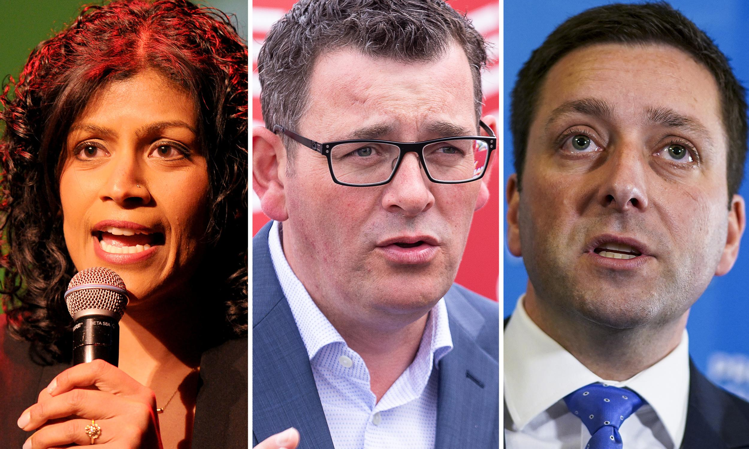 Who should you vote for in the Victorian election?