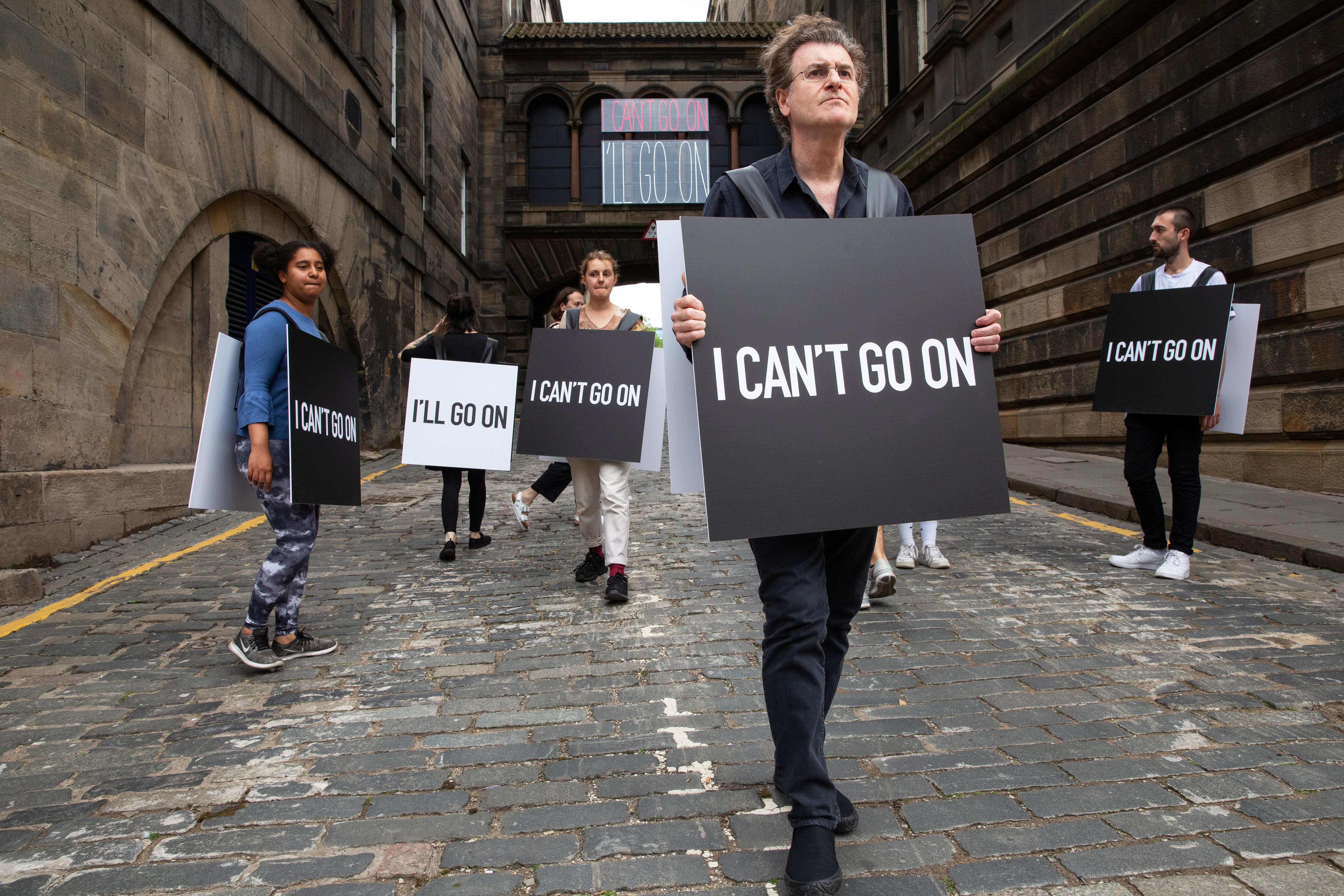 Art provocateur Alfredo Jaar: 'I want to change the world. I fail all the time'